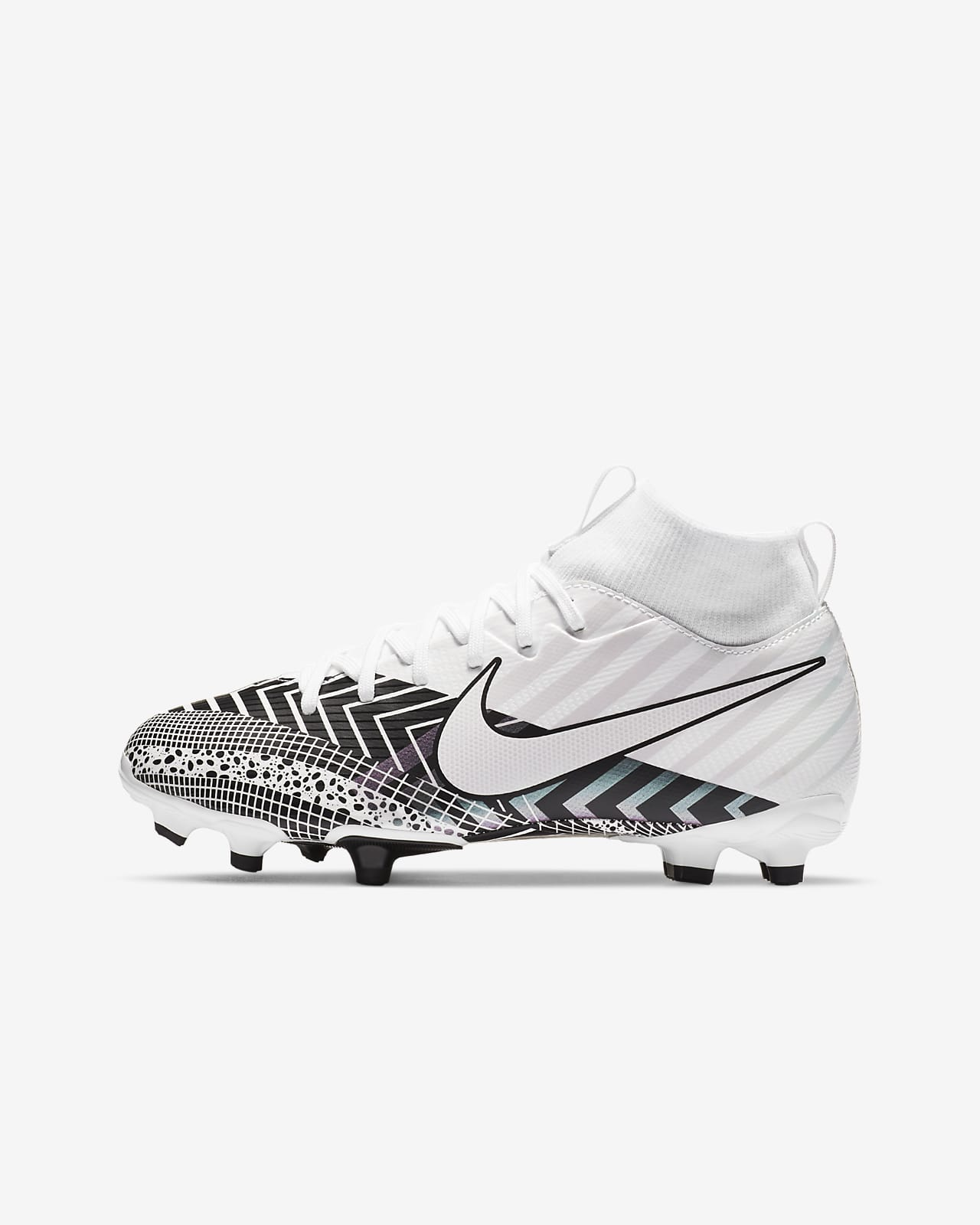 Fotbollssko för varierat underlag Nike Jr. Mercurial Superfly 7 Academy MDS MG för barn/ungdom