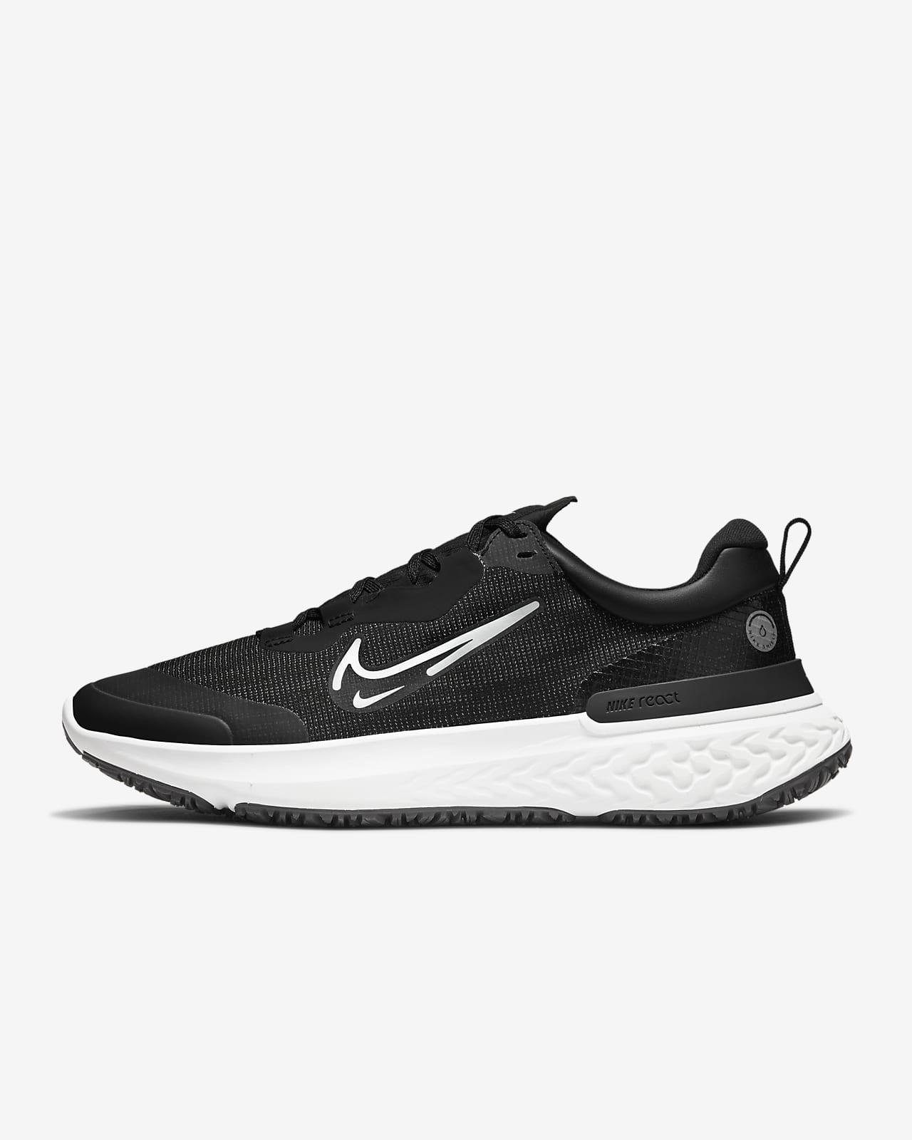 Vandafvisende Nike React Miler 2 Shield-løbesko til vej til mænd
