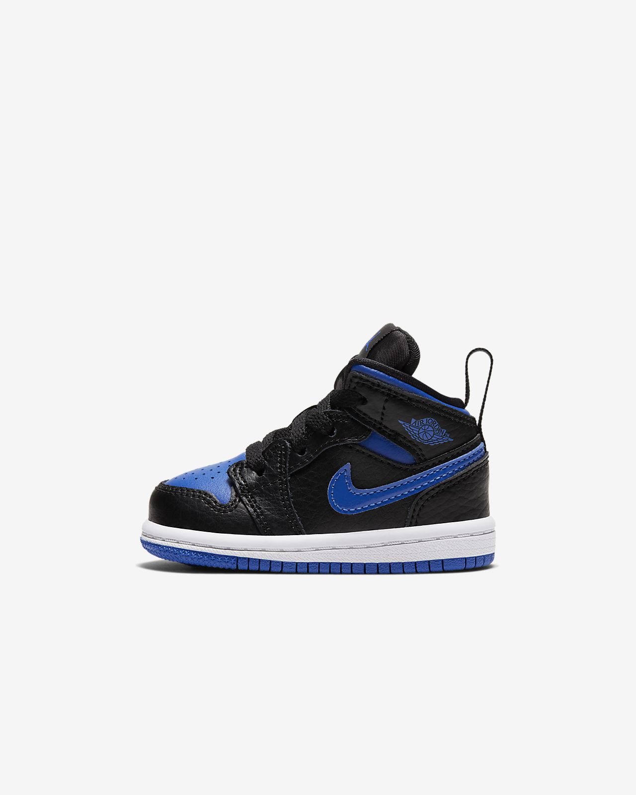 Air Jordan 1 Mid Infant/Toddler Shoe