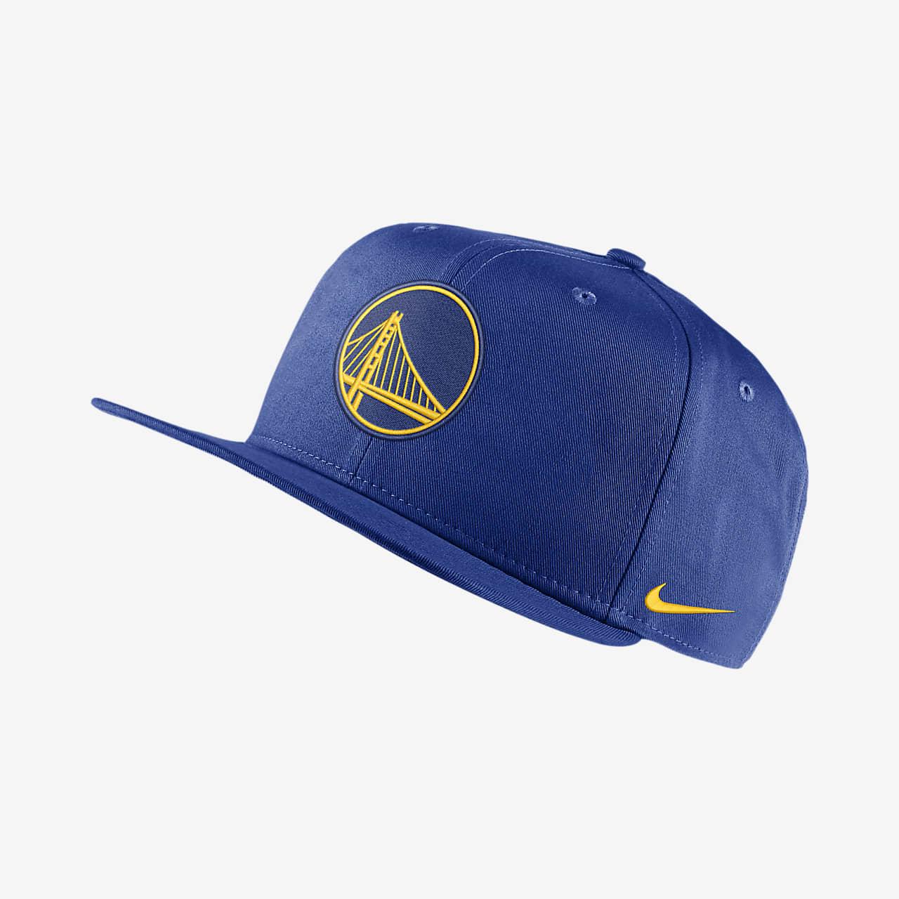 Golden State Warriors Nike Pro NBA Cap