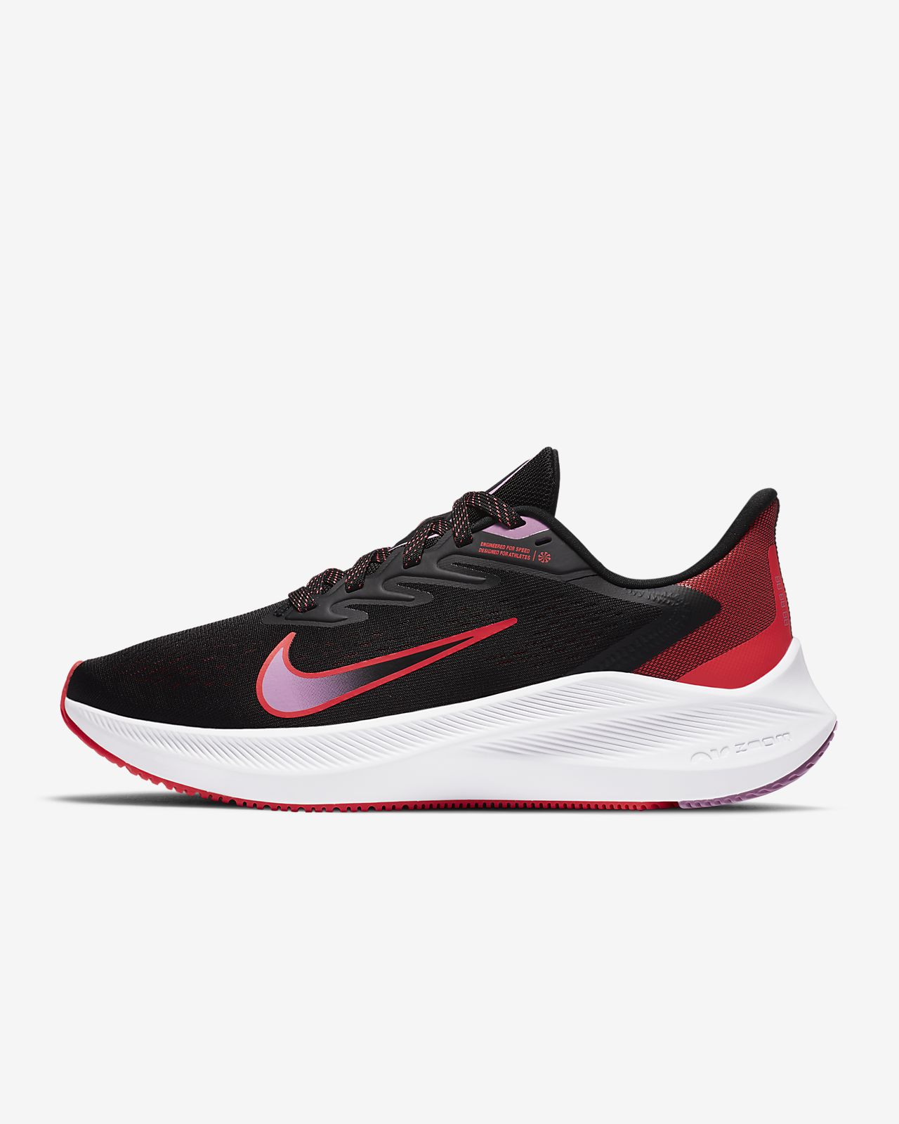 Nike Air Zoom Winflo 7 女款跑鞋