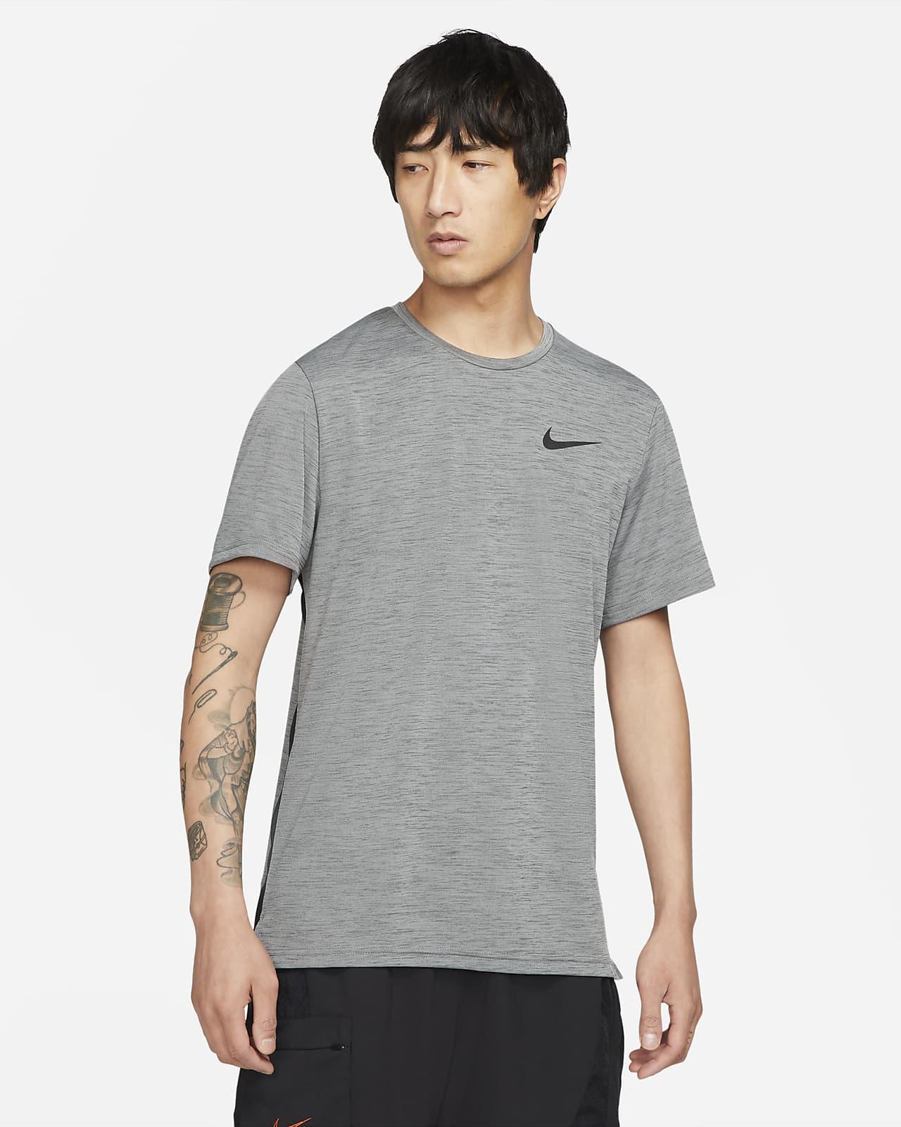 Haut à manches courtes Nike pour Homme