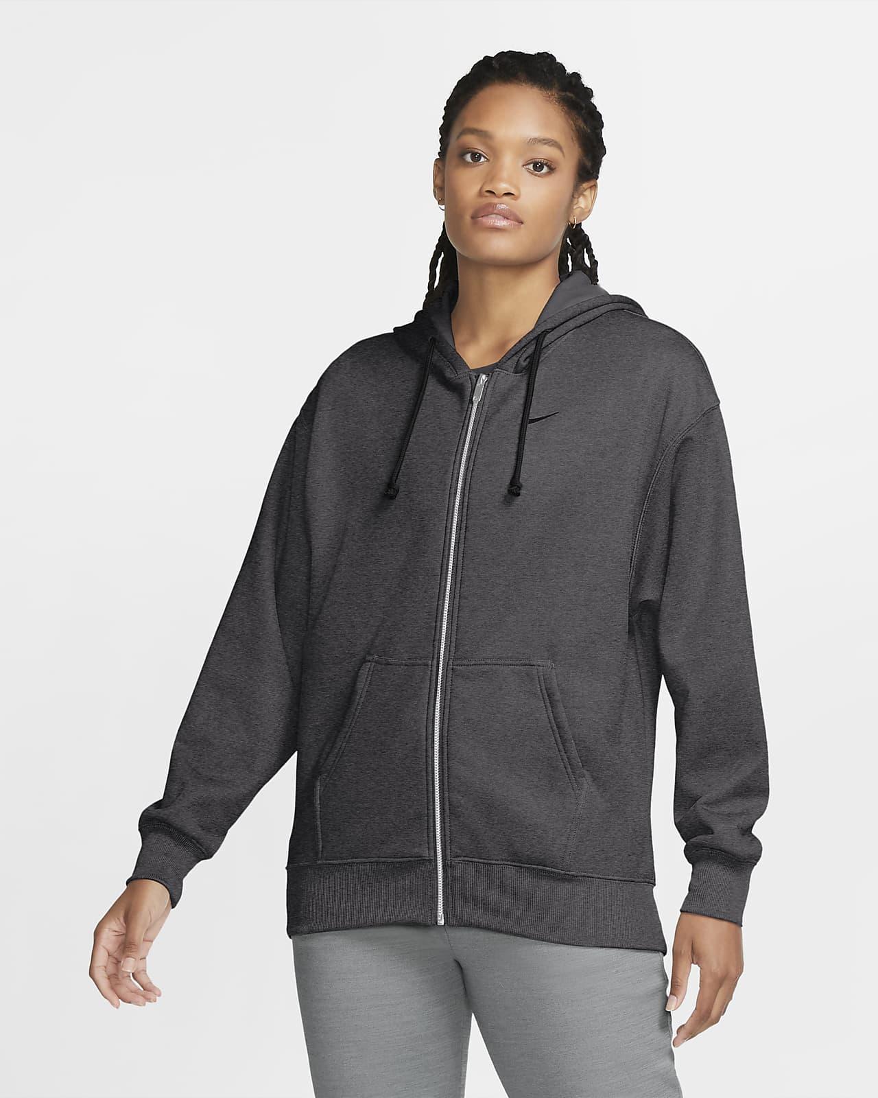 Nike Therma Women's Full-Zip Training Hoodie