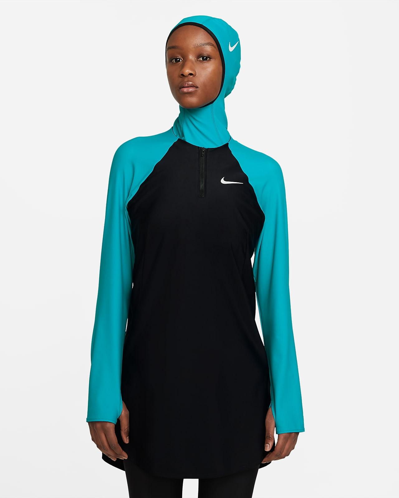 Nike Victory Colorblock Women's Full-Coverage Swim Tunic