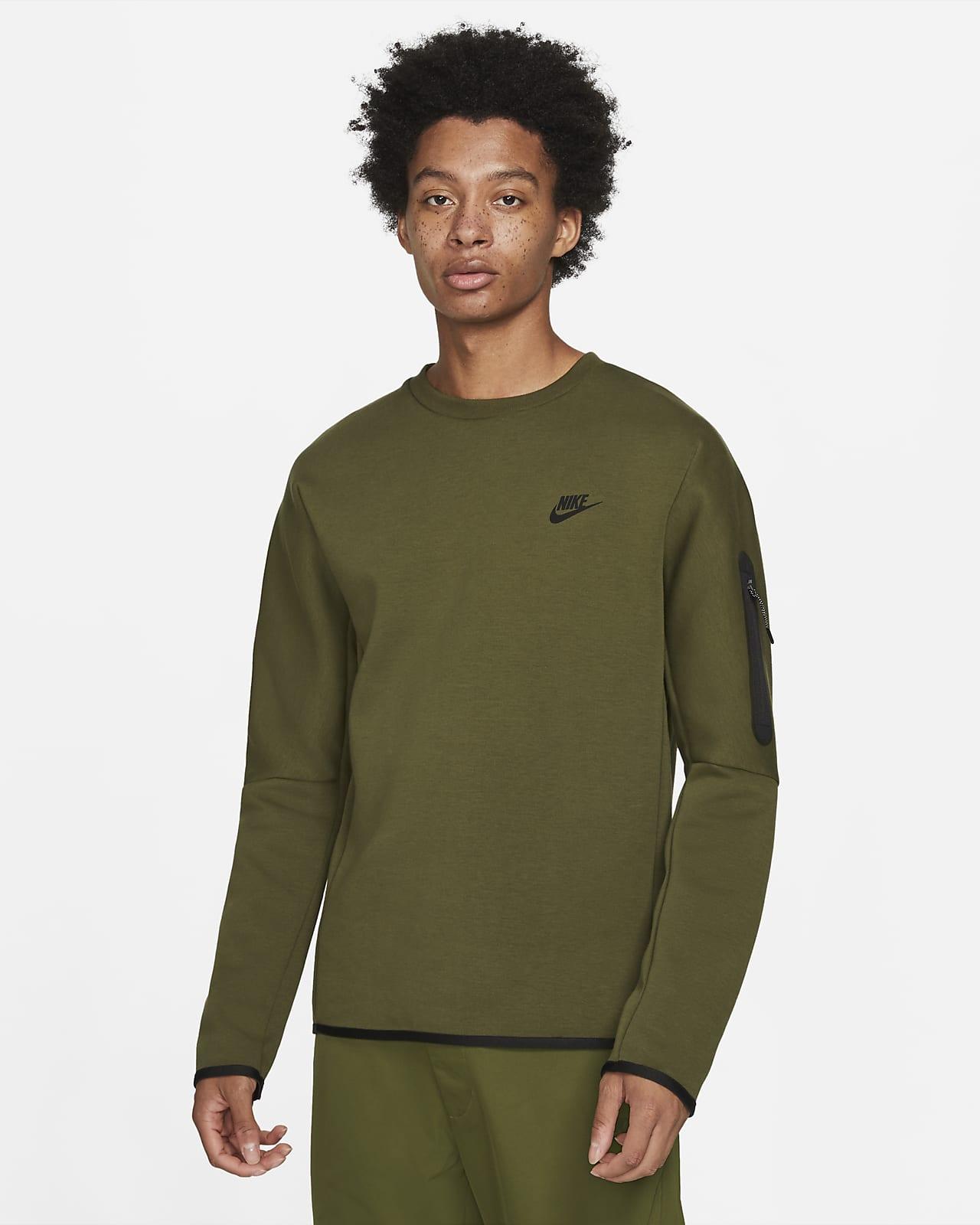 Мужской свитшот Nike Sportswear Tech Fleece