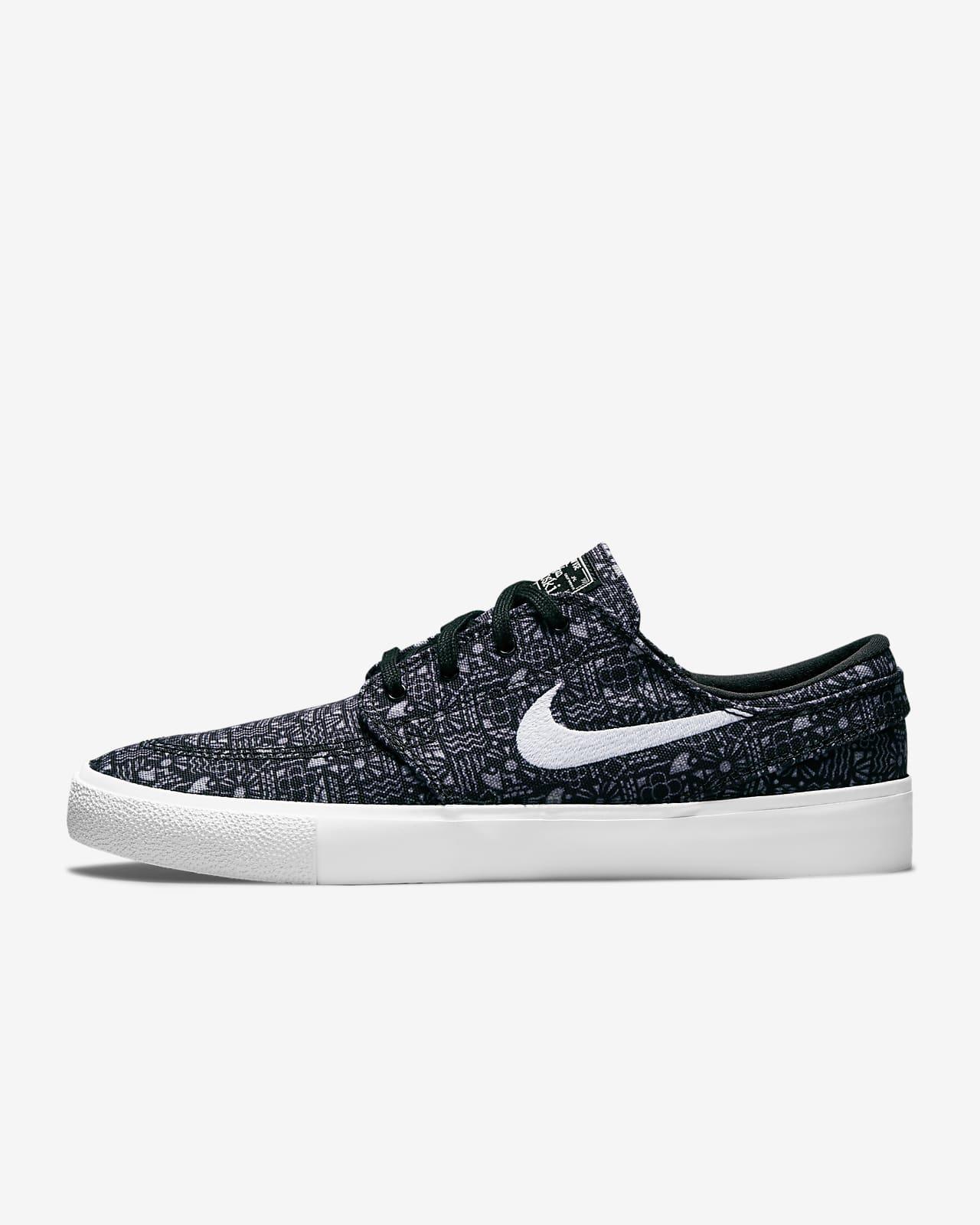 รองเท้าสเก็ตบอร์ด Nike SB Zoom Stefan Janoski Canvas RM Premium