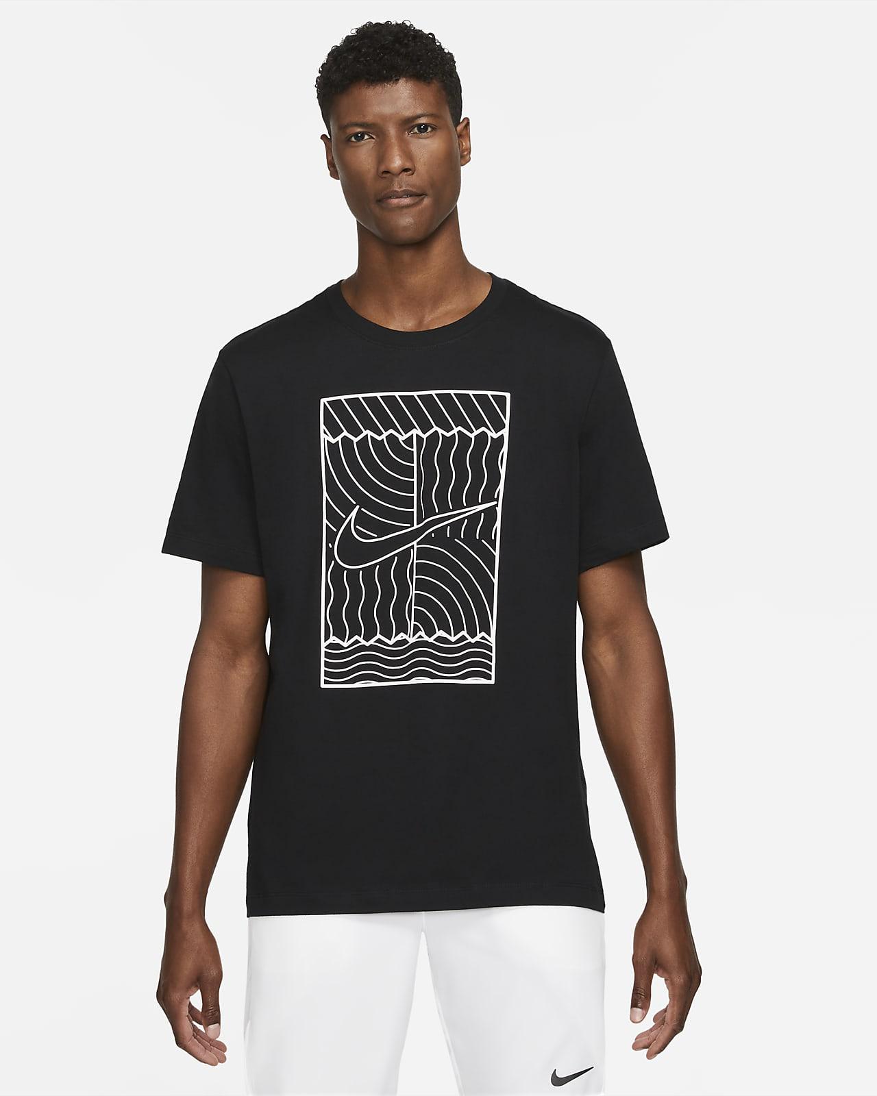 Tee-shirt de tennis NikeCourt pour Homme
