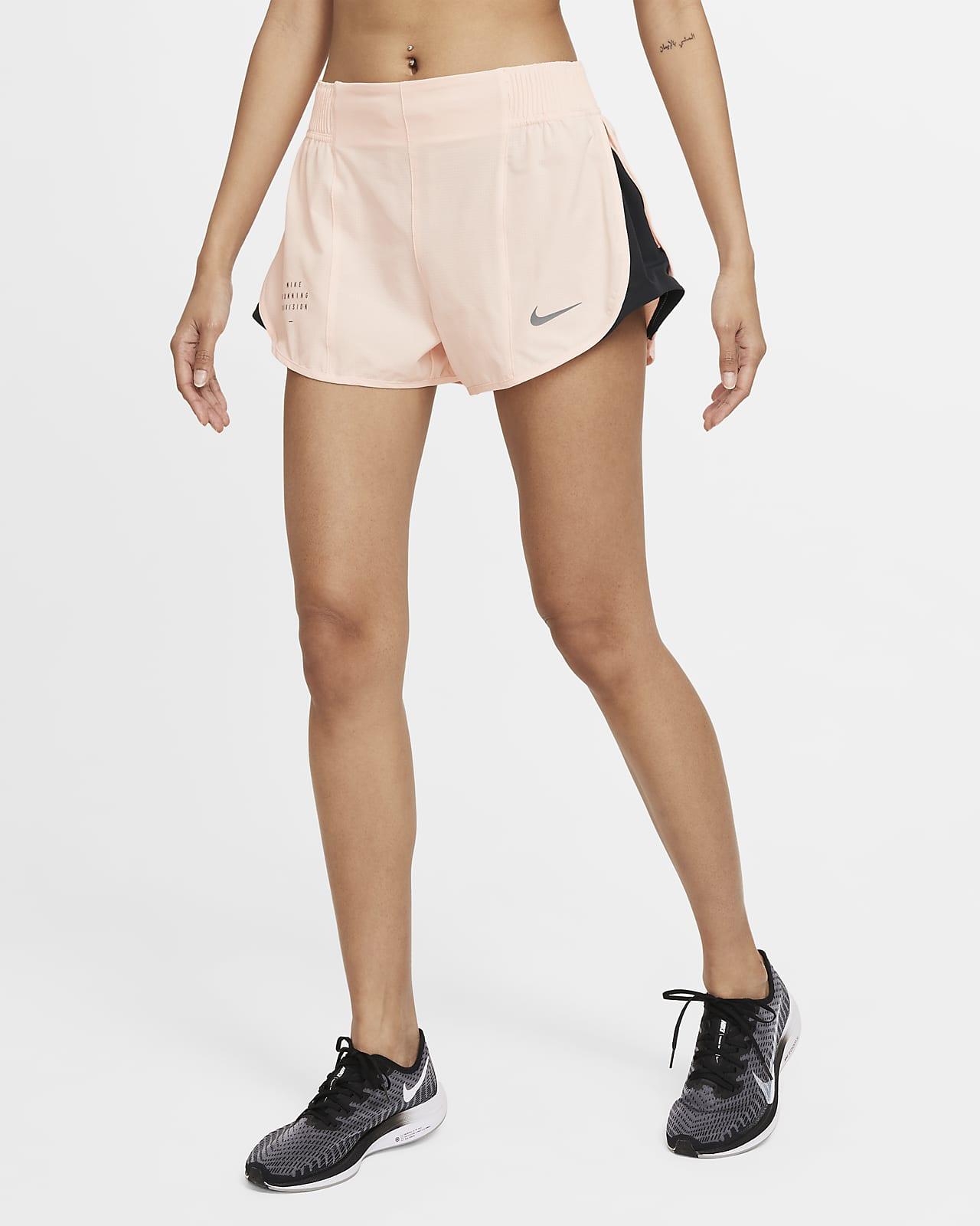 Shorts de running para mujer Nike Dri-FIT Run Division Tempo Luxe