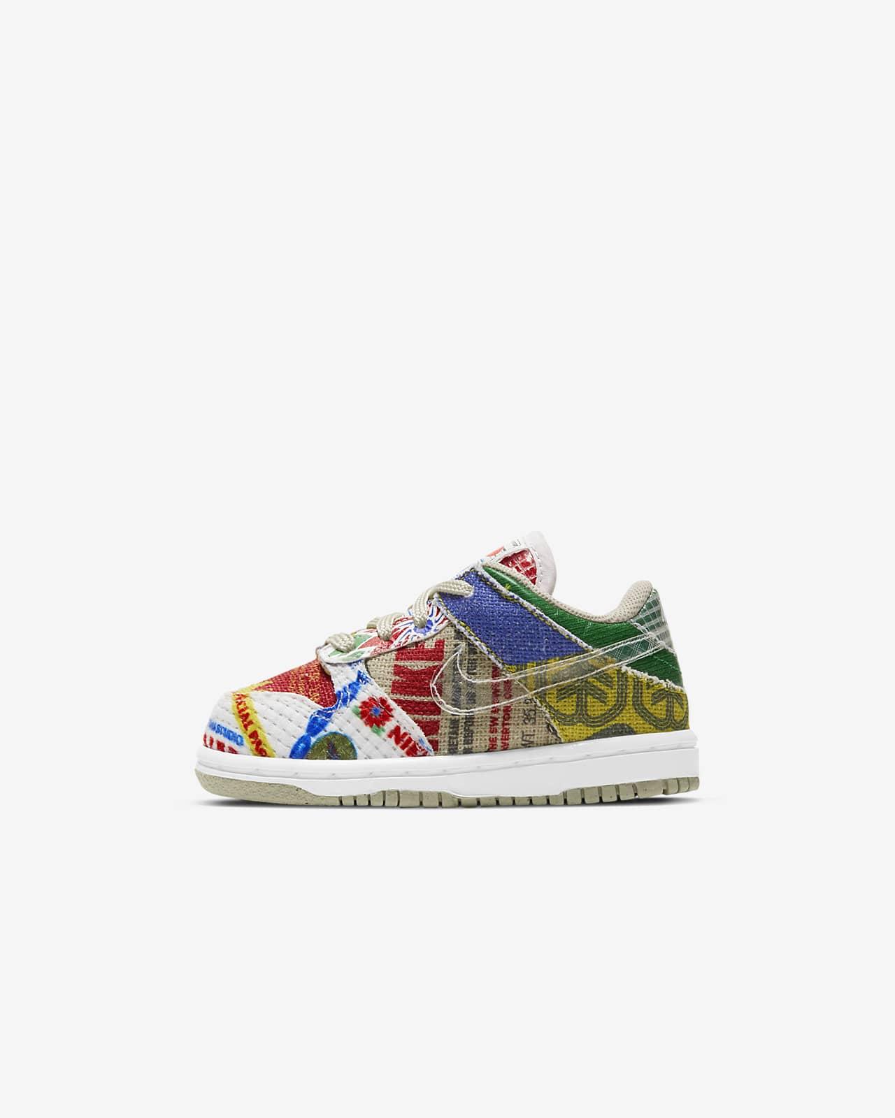 Nike Dunk 低筒 SP 嬰幼兒鞋款