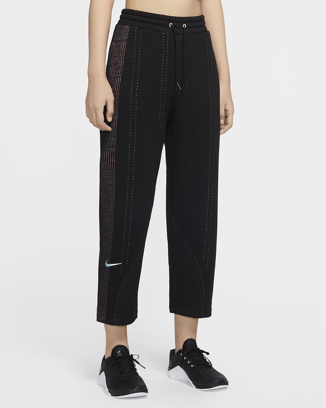 Calças de lã cardada de treino Nike City Ready para mulher