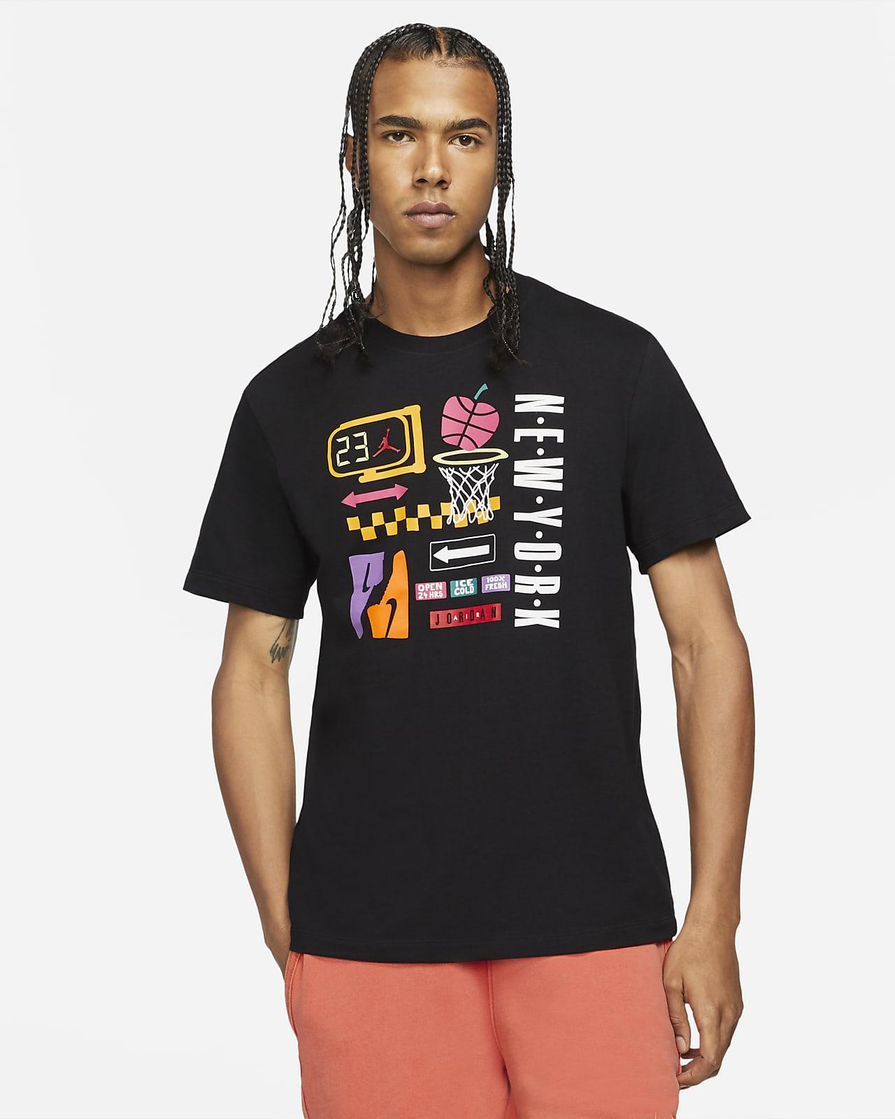 Jordan New York Men's Short-Sleeve T-Shirt