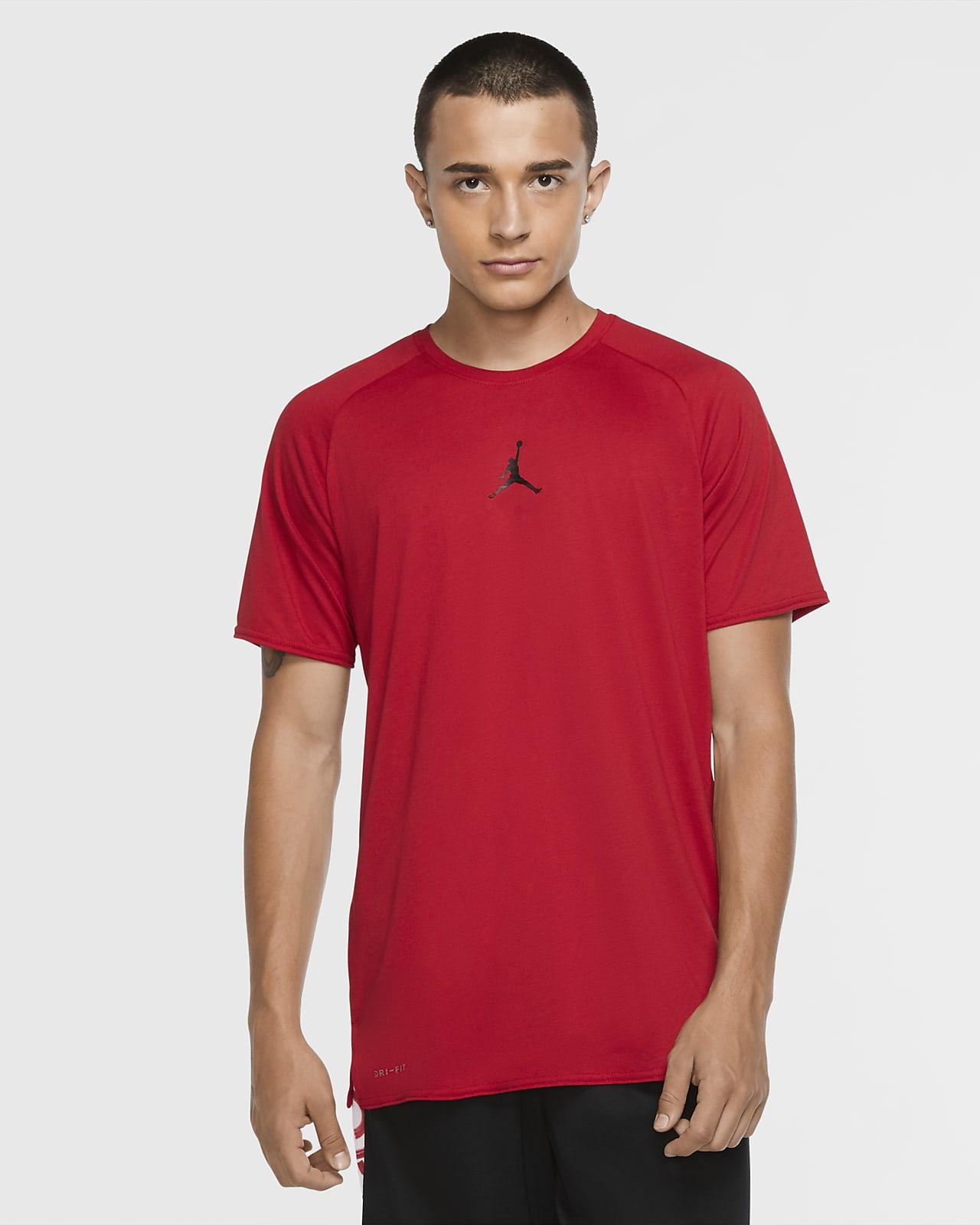 Camiseta de entrenamiento de manga corta para hombre Jordan Air