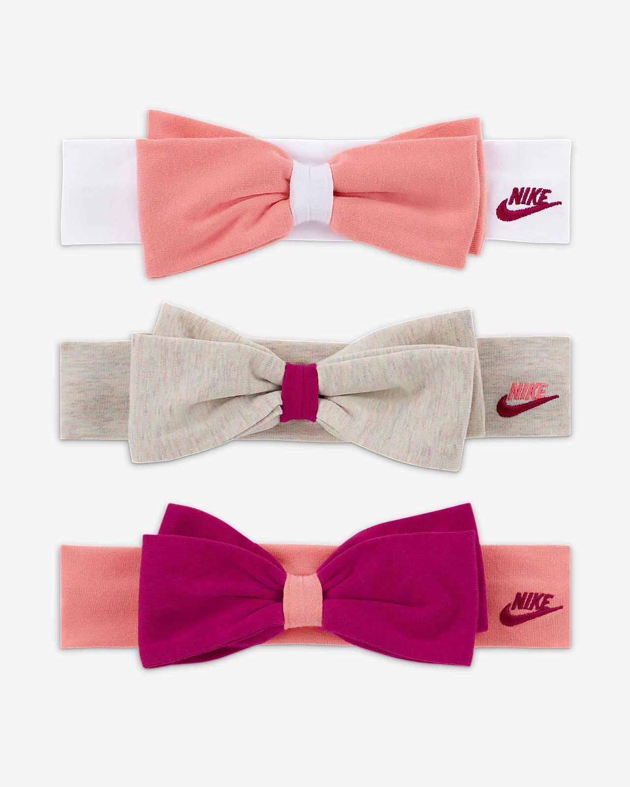 Nike Baby Headbands (3-Pack)