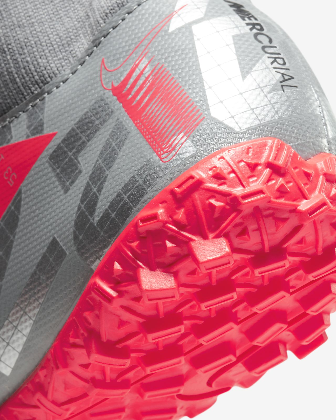 Scarpa da calcio per erba sintetica Nike Jr. Mercurial