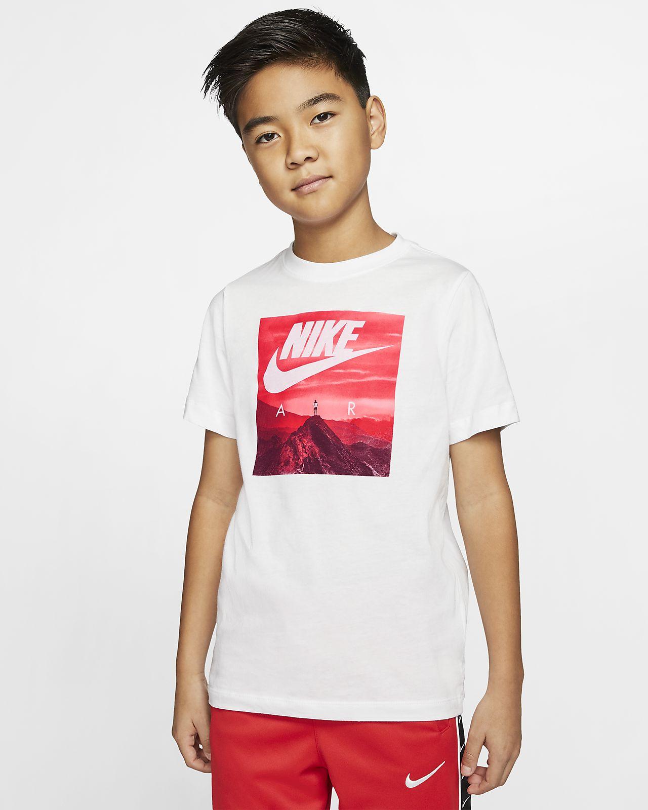 Tee shirt Nike Air pour Garçon plus âgé