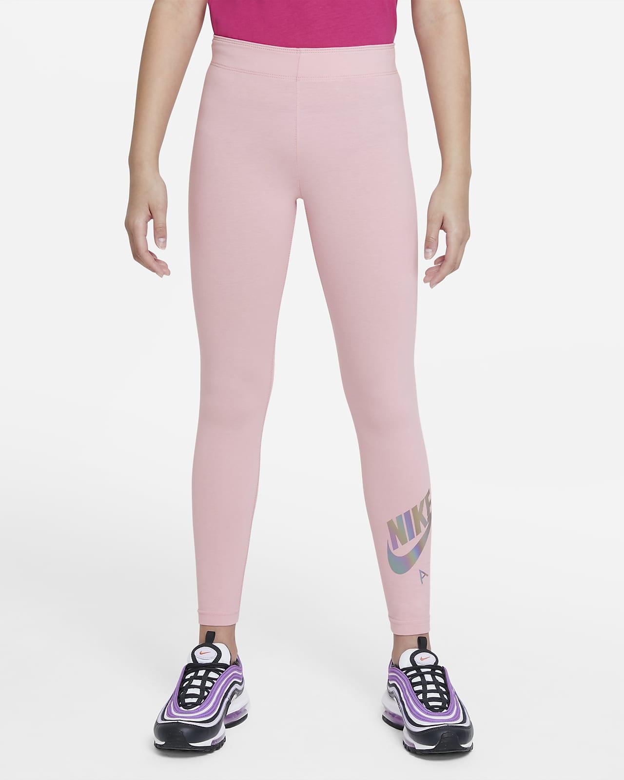 Nike Air Older Kids' (Girls') Leggings
