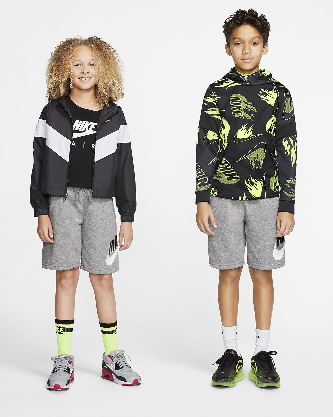 Kraťasy Nike Sportswear Club Fleece pro větší děti