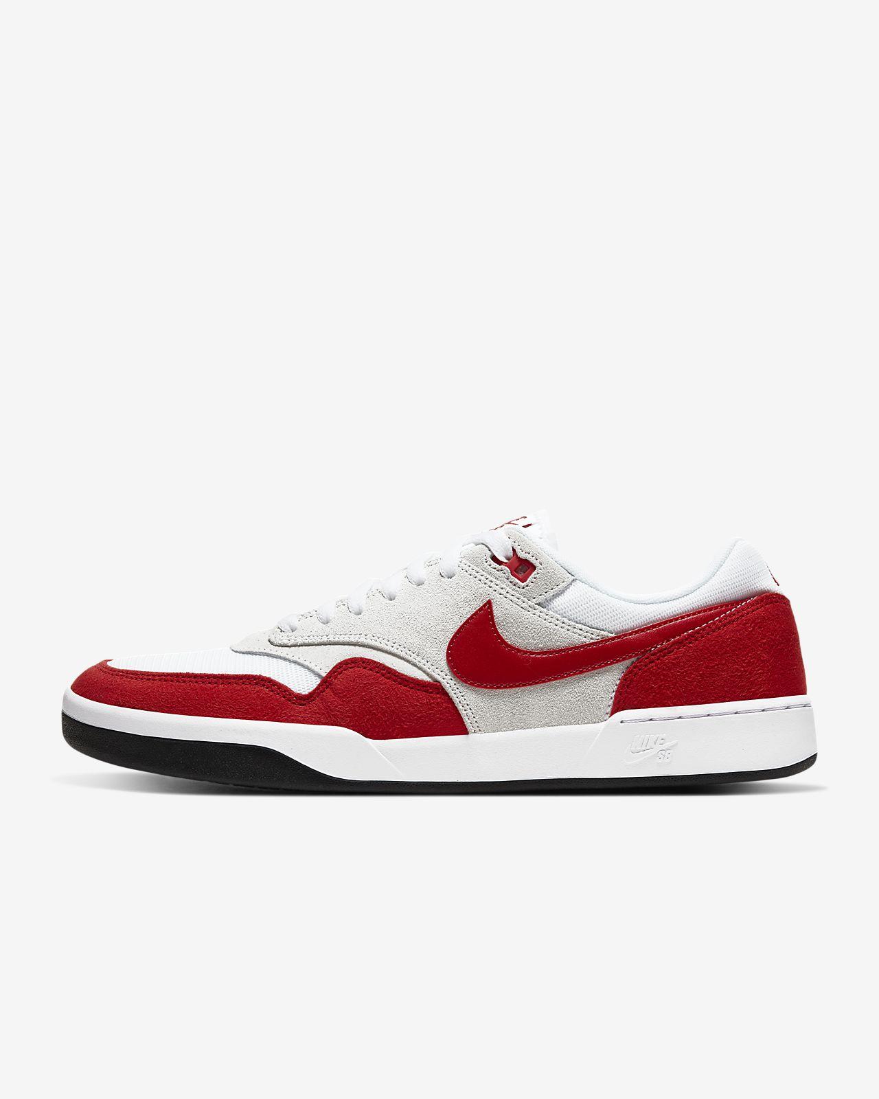 Nike Zoom Classic SB Black White Red | SneakerFiles