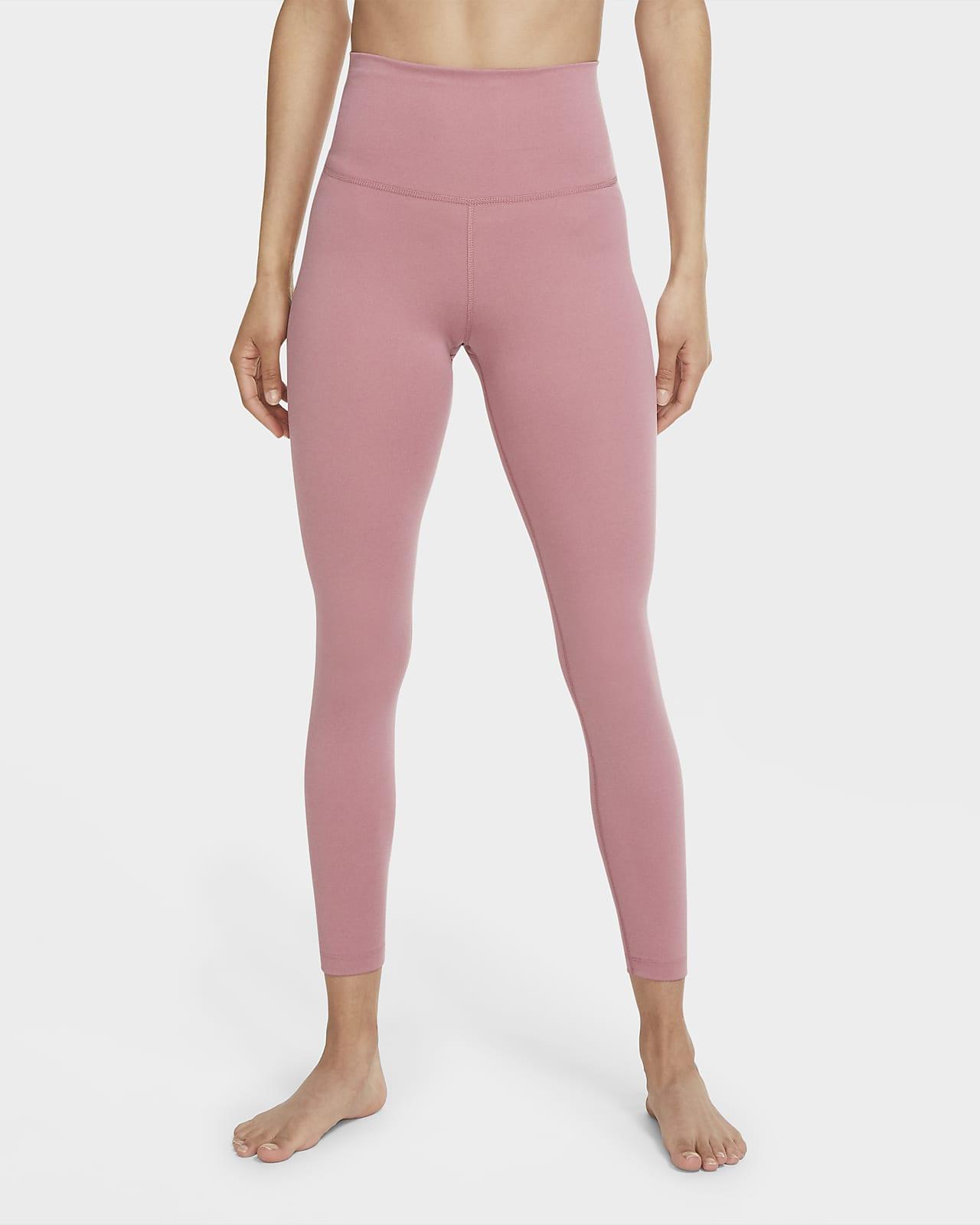Nike Yoga tights i 7/8-lengde til dame