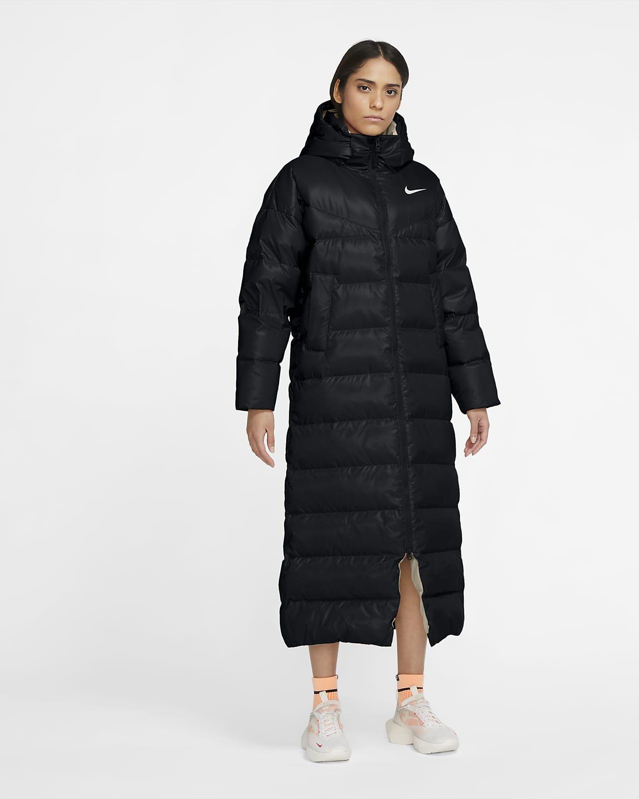 Γυναικείο παρκά με γέμισμα από πούπουλα Nike Sportswear