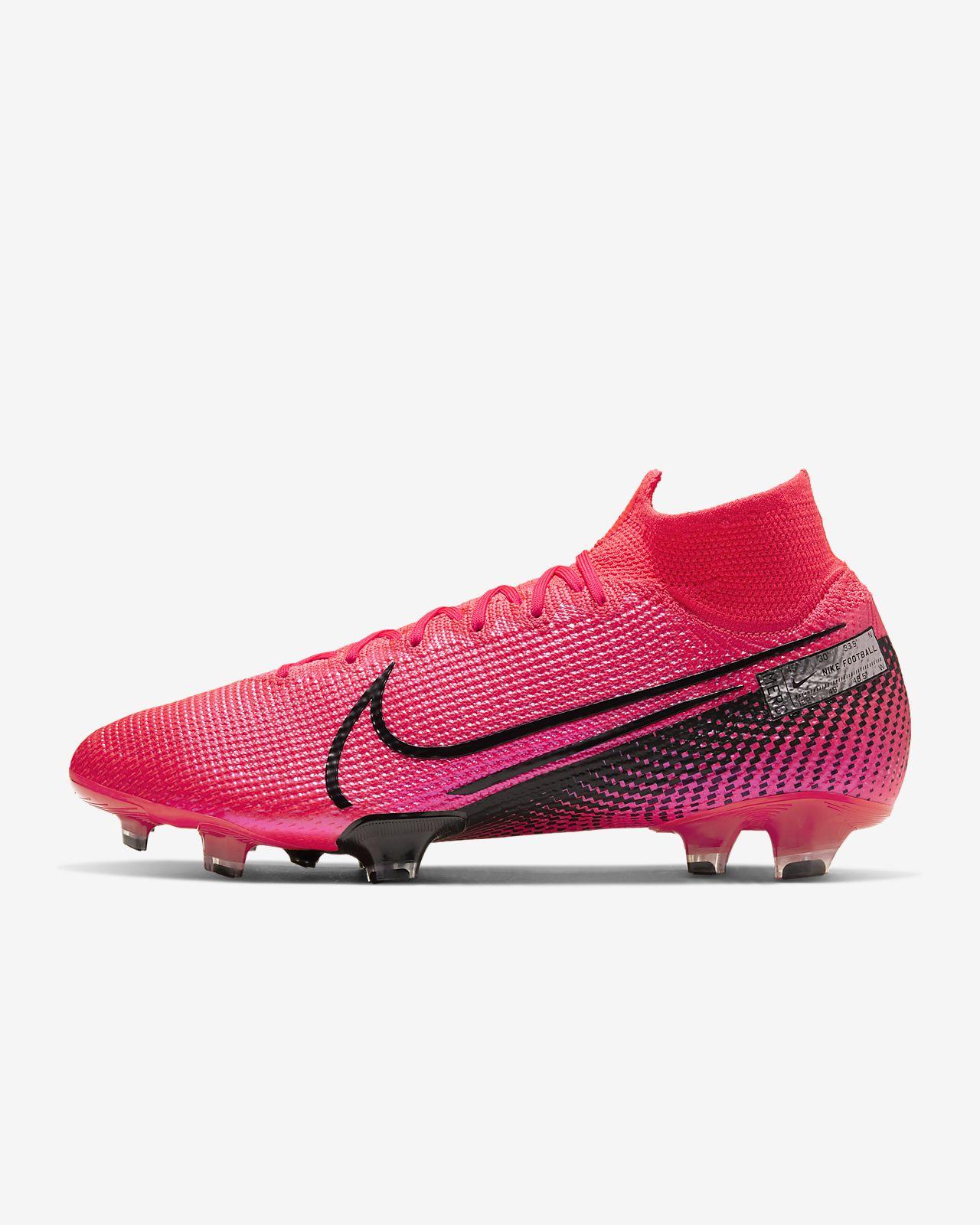 Nike Superfly 7 Elite FG 男/女天然硬质草地足球鞋