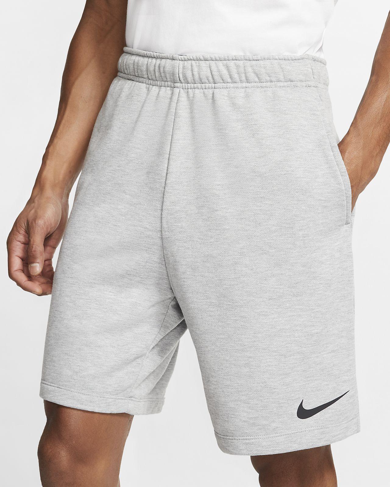 Nike Dri FIT Men's Fleece Training Shorts