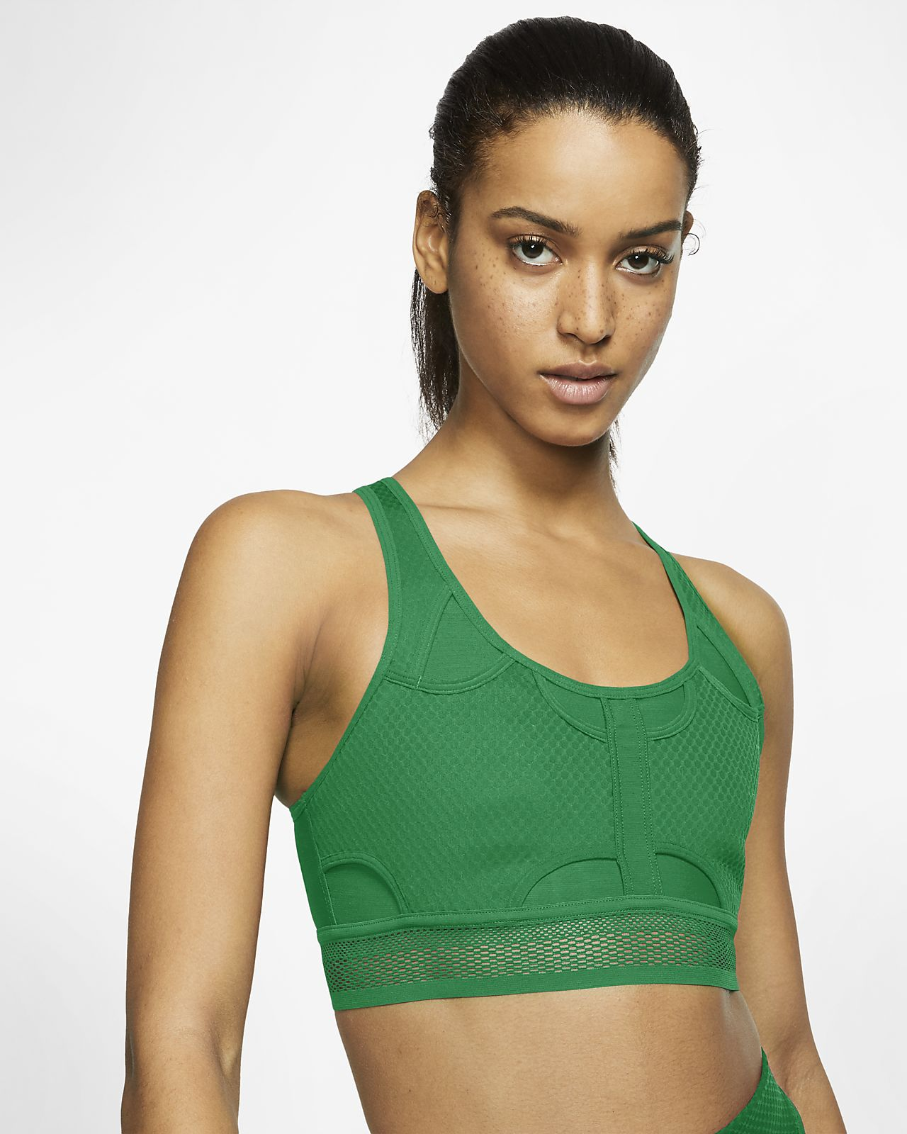 Nike Swoosh UltraBreathe Women's Medium-Support Non-Padded Sports Bra