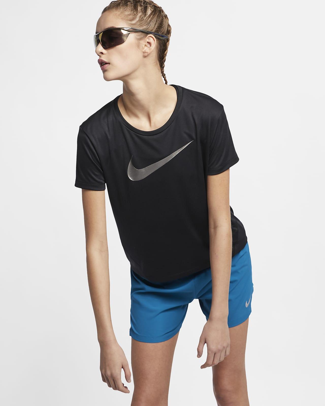 Nike Miler 女子跑步上衣