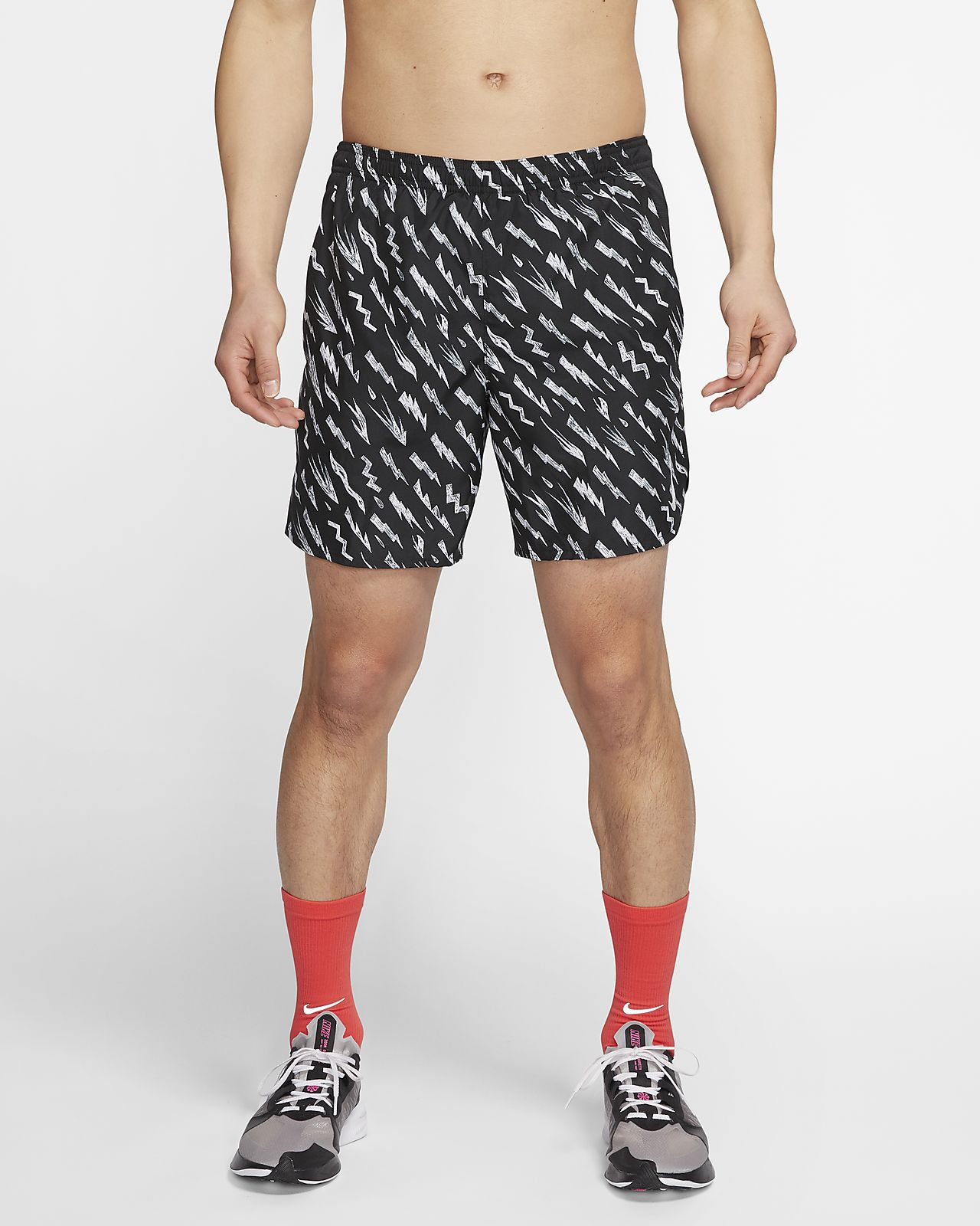 Nike Challenger Men's 18cm (approx.) Running Shorts