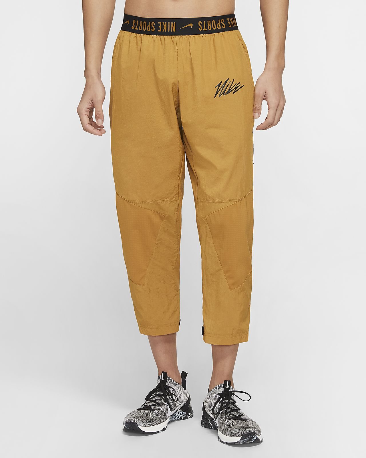 Nike Men's Woven Training Trousers