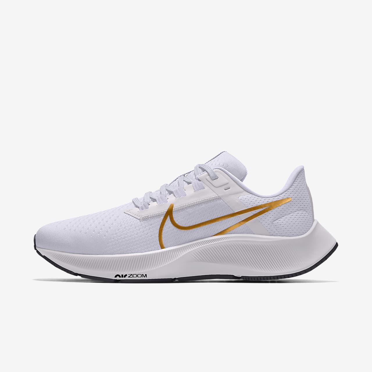 Nike Air Zoom Pegasus 38 By You Custom Men's Running Shoe
