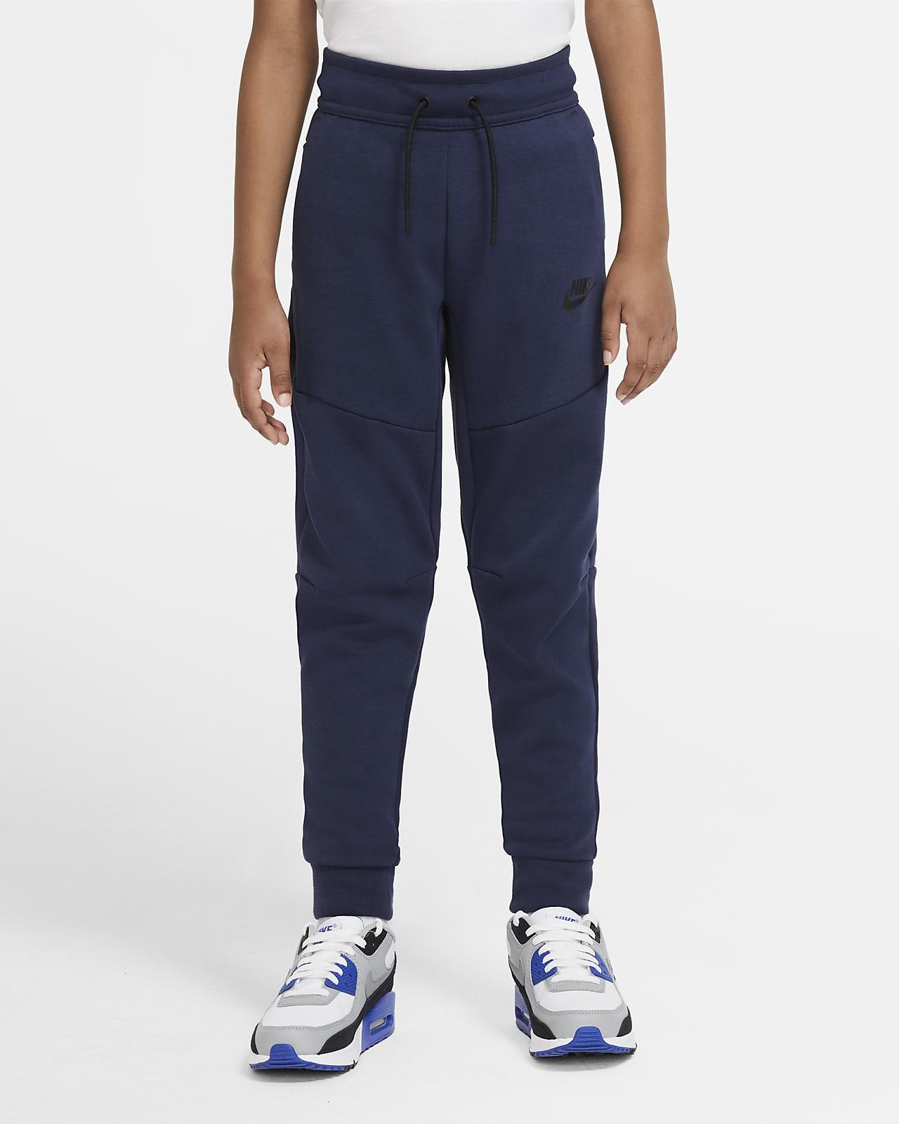 Spodnie dla dużych dzieci (chłopców) Nike Sportswear Tech Fleece