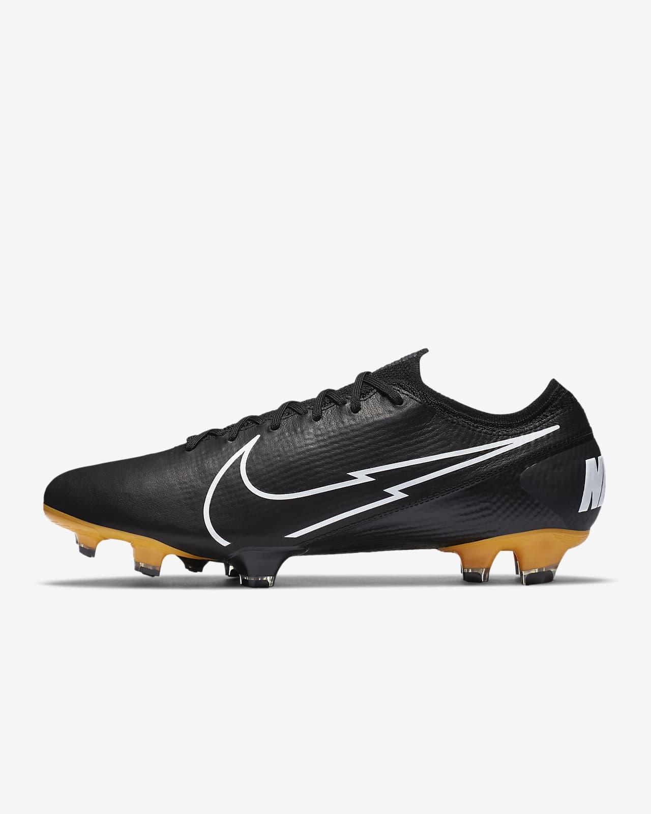 Футбольные бутсы для игры на твердом грунте Nike Mercurial Vapor 13 Elite Tech Craft FG