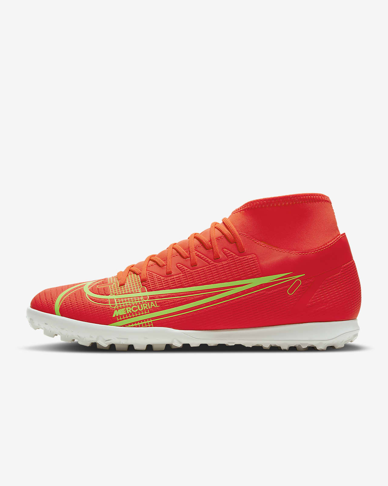 Calzado de fútbol para pasto artificial (turf) Nike Mercurial Superfly 8 Club TF