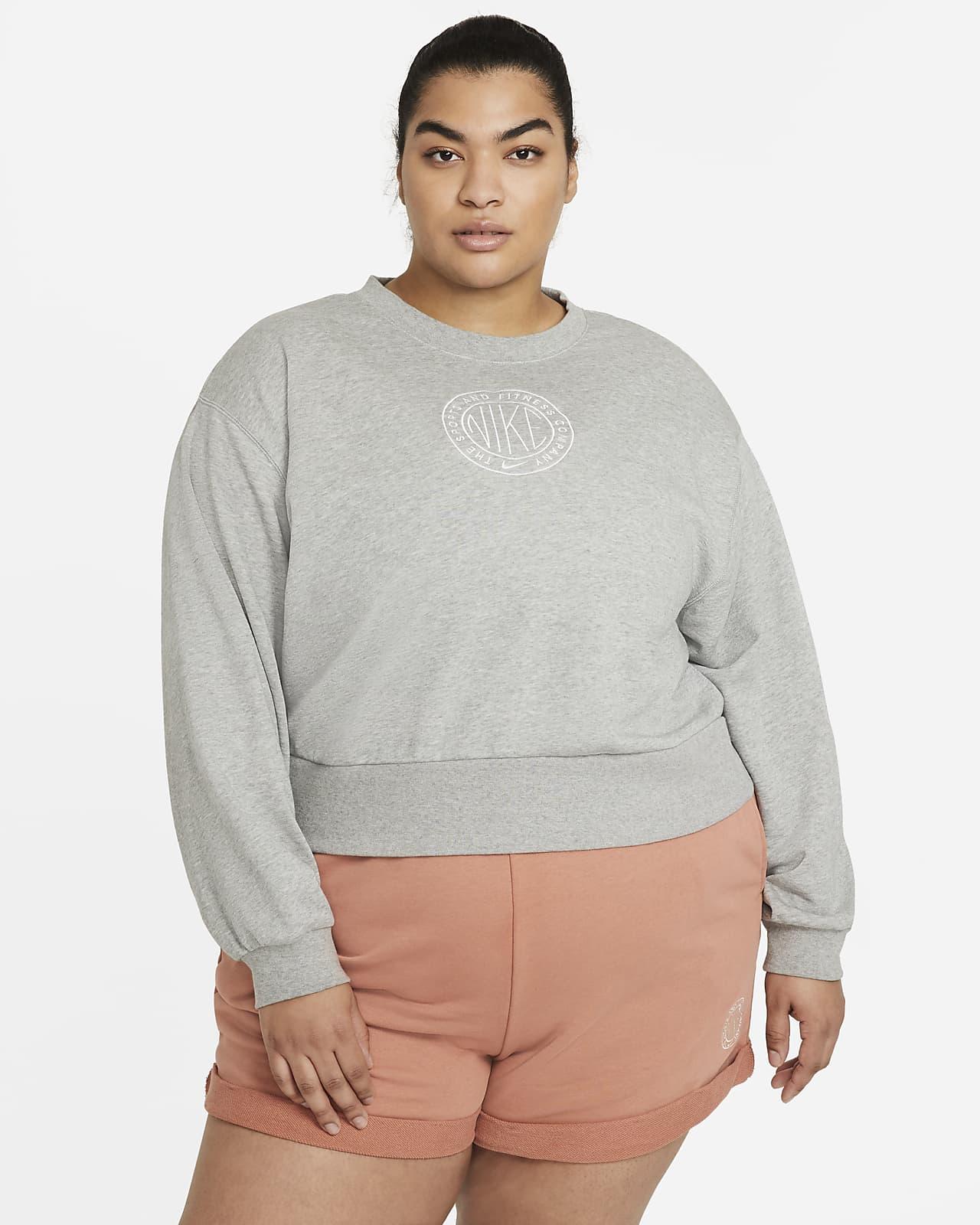 Sudadera con cuello redondo para mujer (talla grande) Nike Sportswear Femme