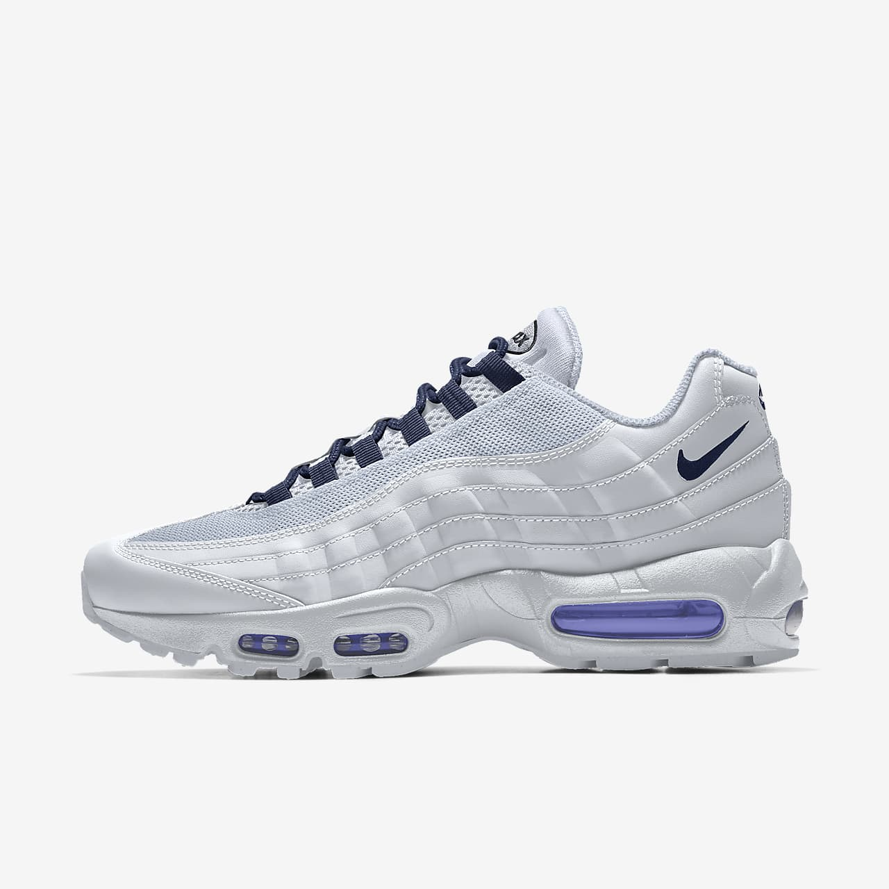 Nike Air Max 95 By You Custom Women's Shoe