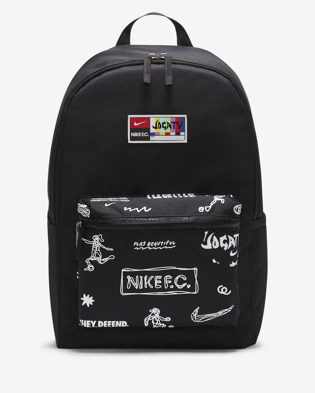 Mochila de fútbol Nike F.C.