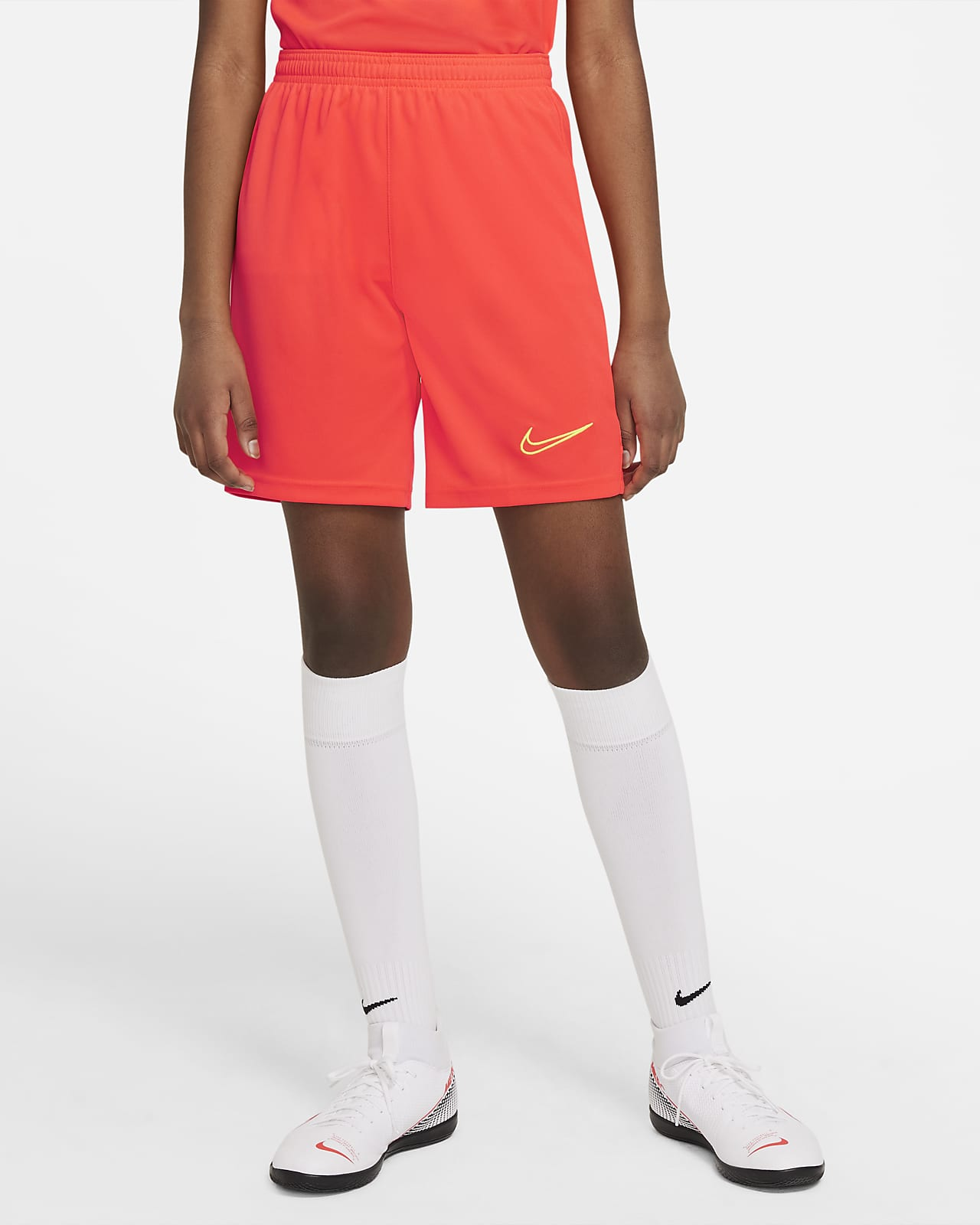 Nike Dri-FIT Academy Older Kids' Knit Football Shorts