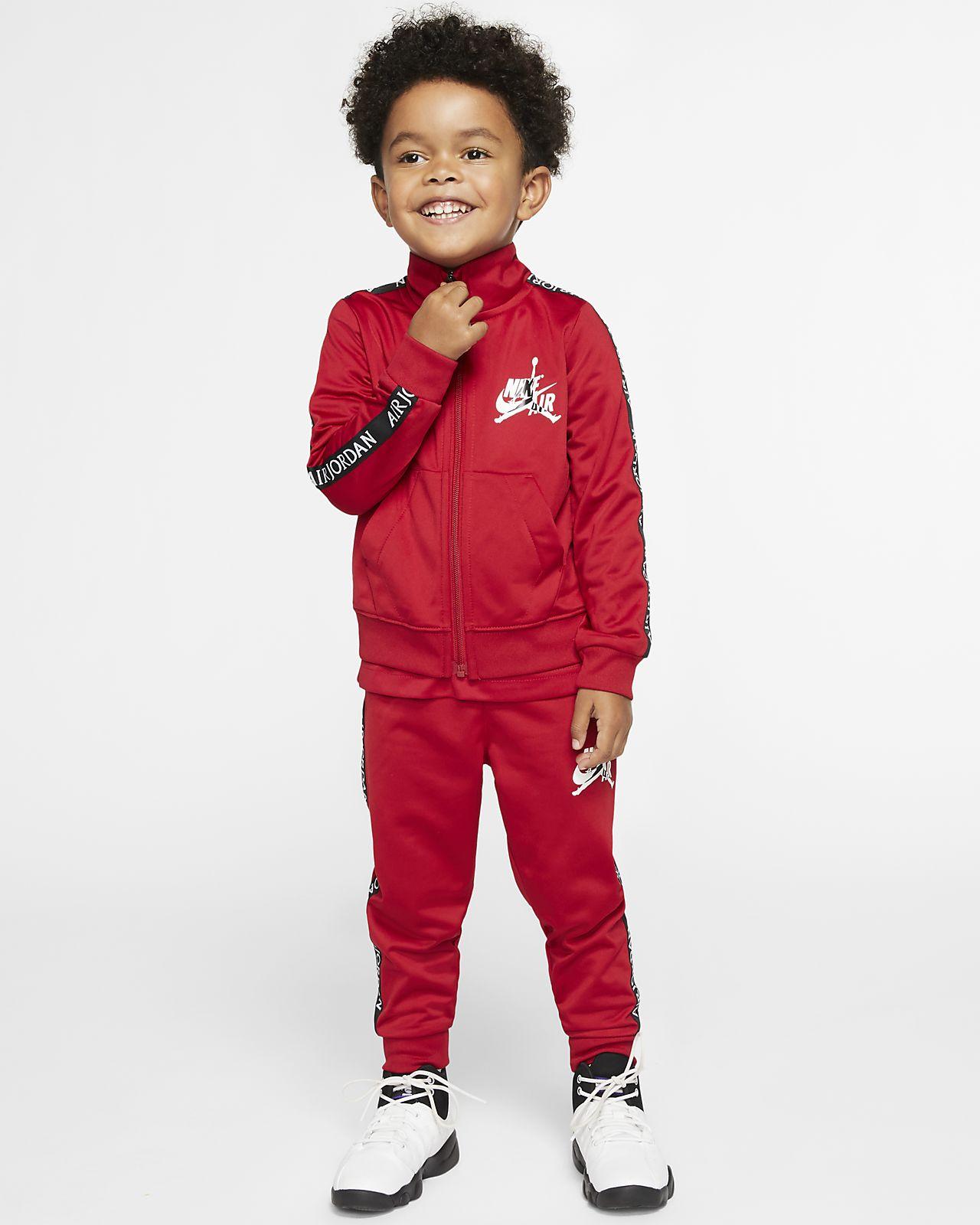 Zestaw bluza i spodnie dla maluchów Jordan Jumpman Classics