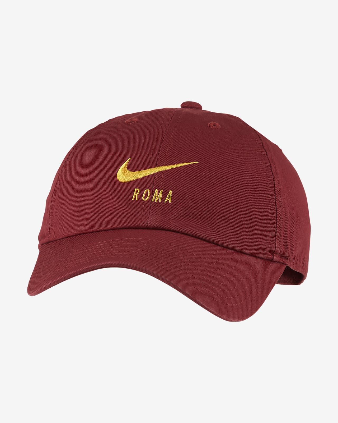 A.S. Roma Heritage86 Adjustable Hat