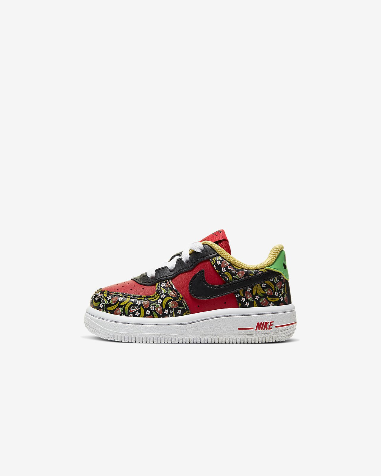 Nike Force 1 Baby/Toddler Shoe