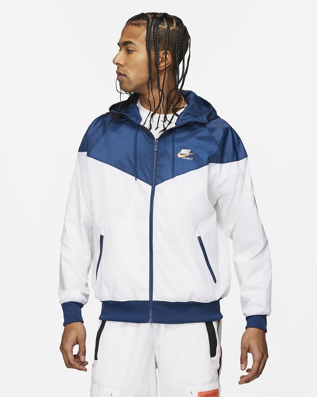 Nike Sportswear Heritage Essentials Windrunner Men's Hooded Woven Jacket