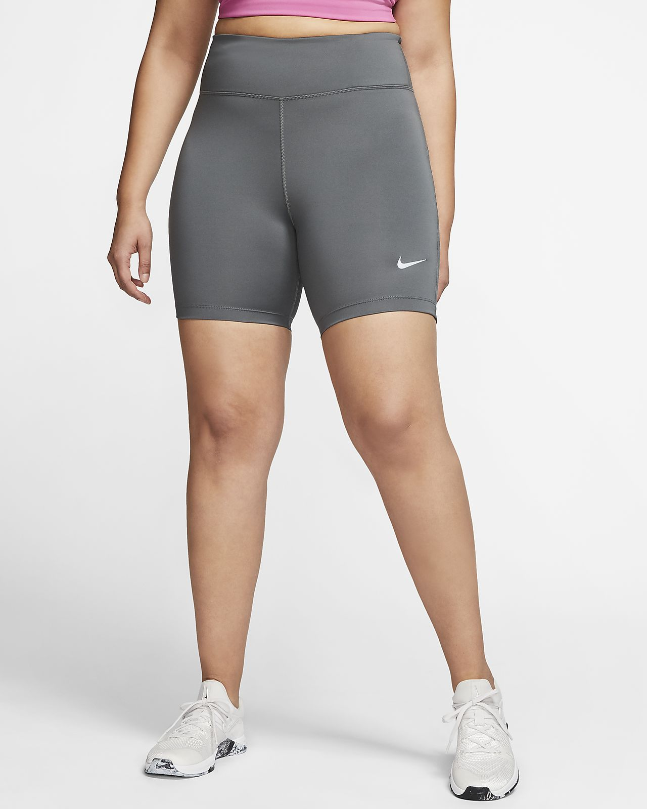 Nike Fast Women's 18cm (approx.) Running Shorts (Plus Size)