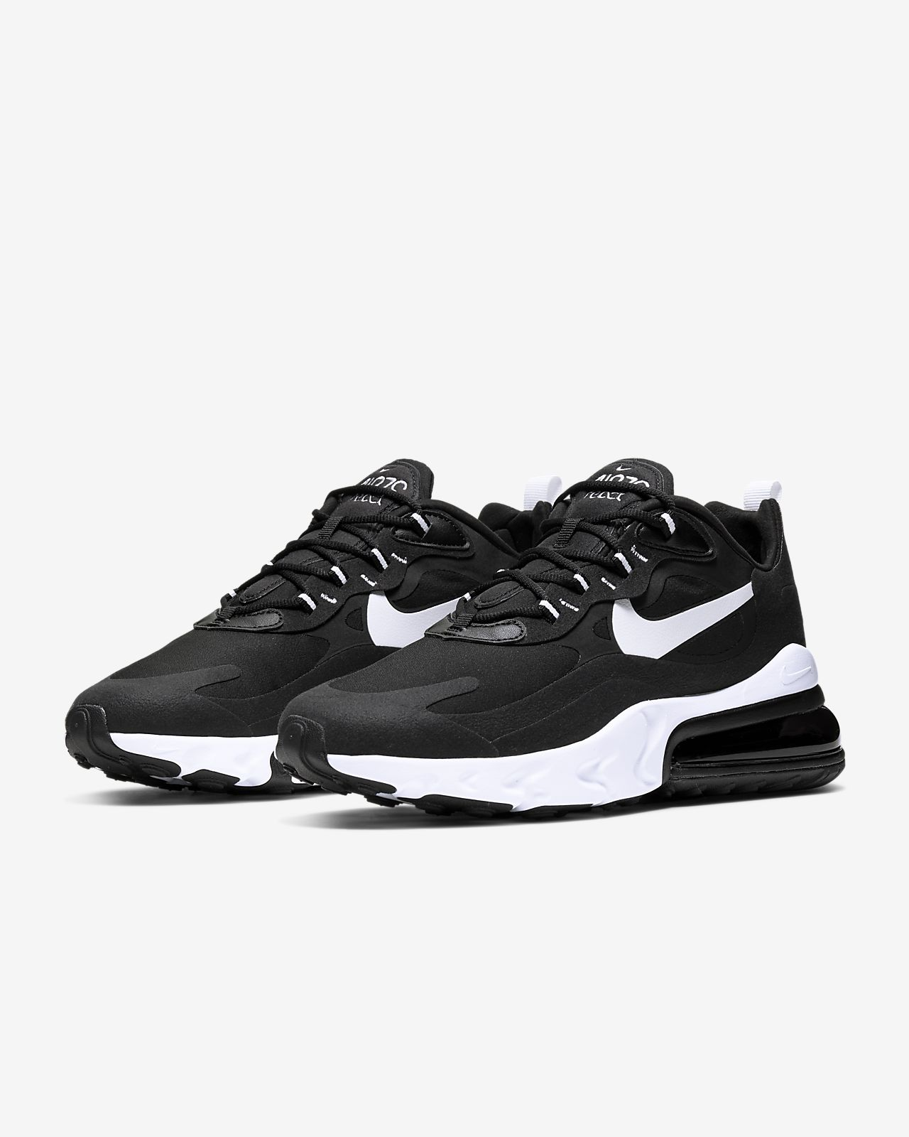 chaussure nike 270 homme noir