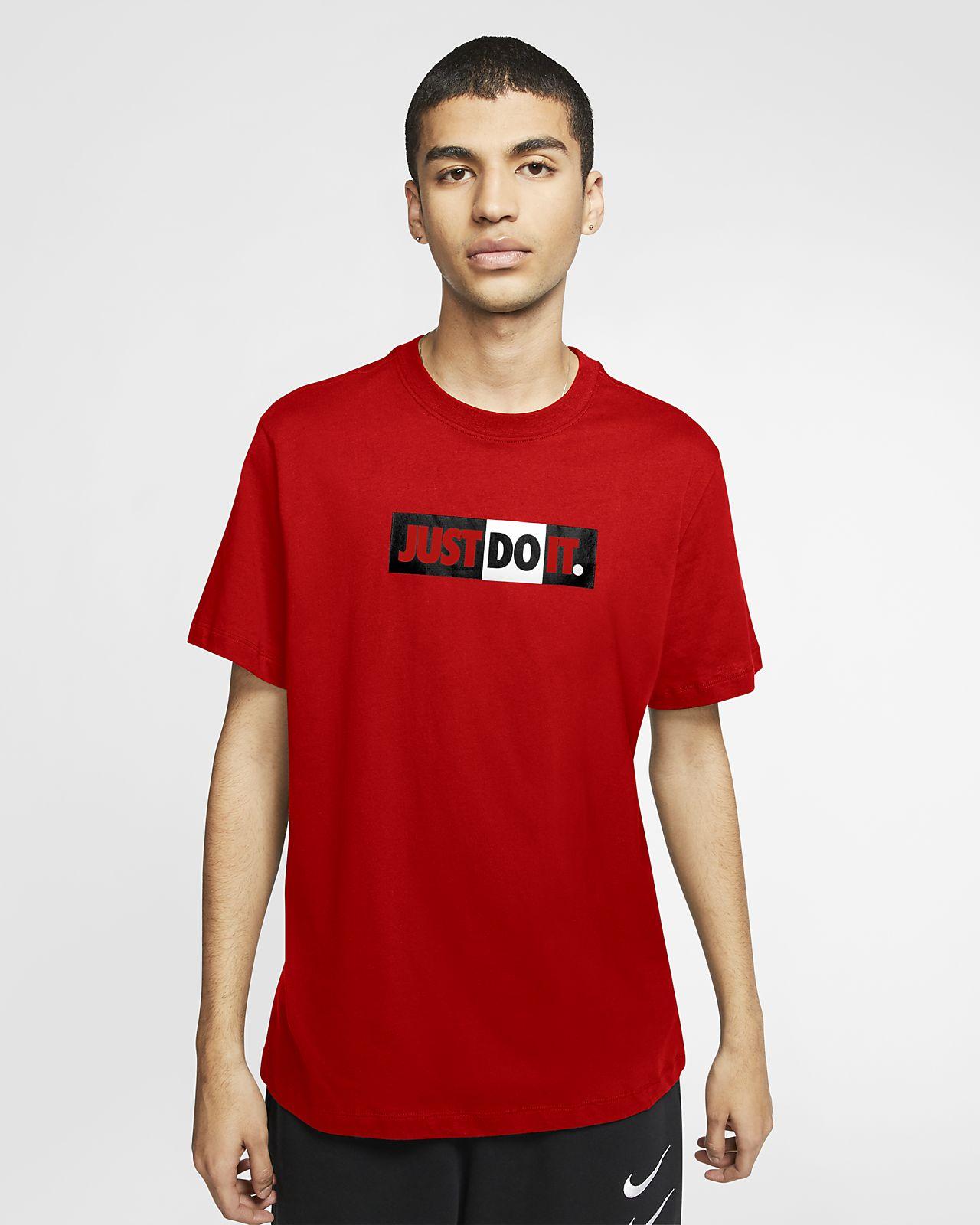 Playera para hombre Nike Sportswear JDI