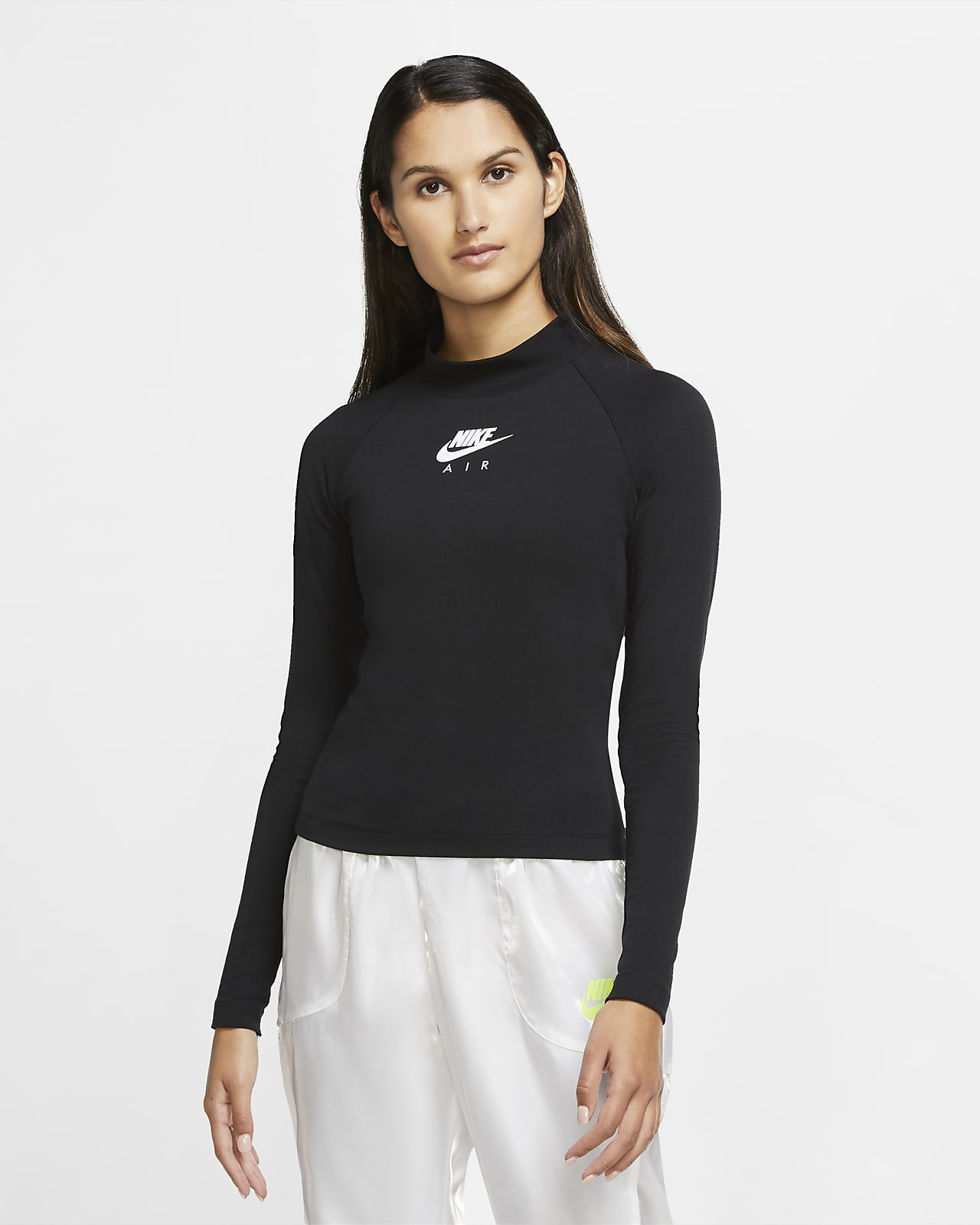 Damska koszulka z długim rękawem Nike Air