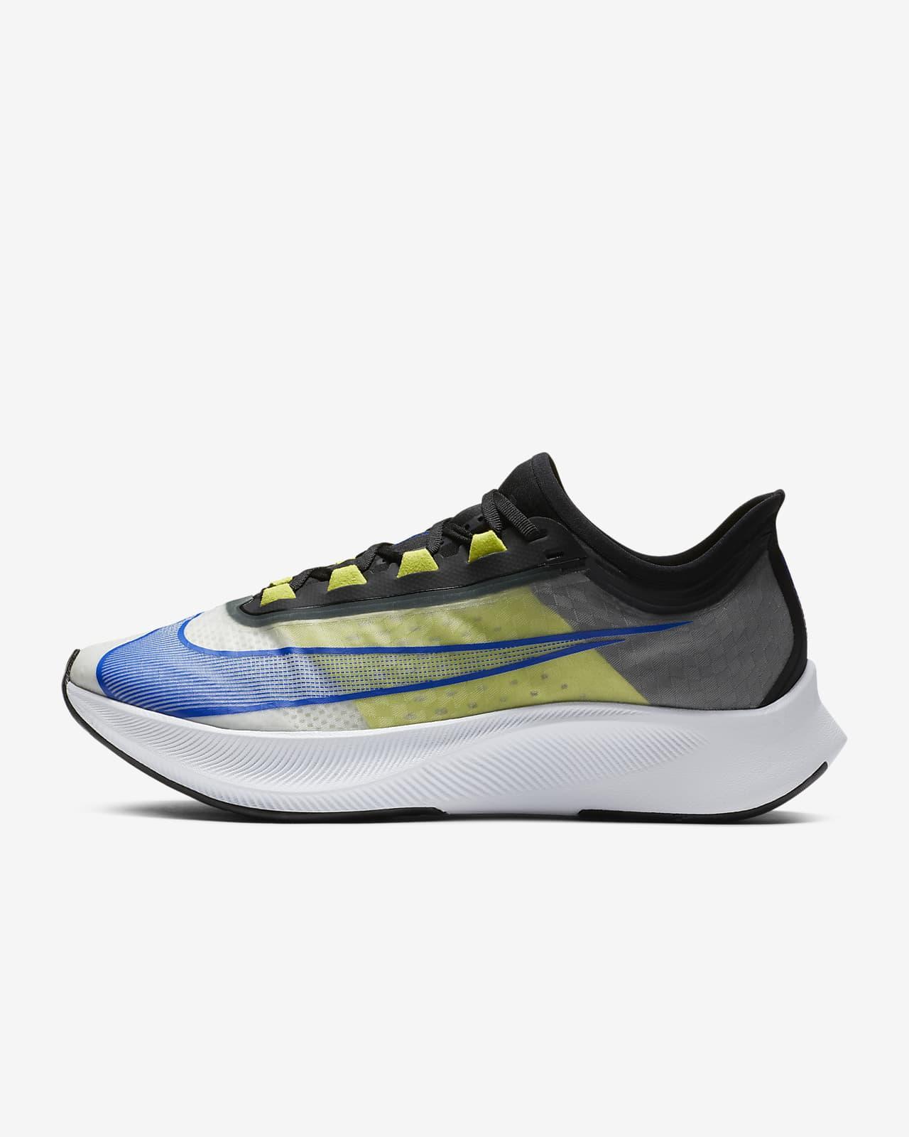 Nike Zoom Fly 3 男款跑鞋
