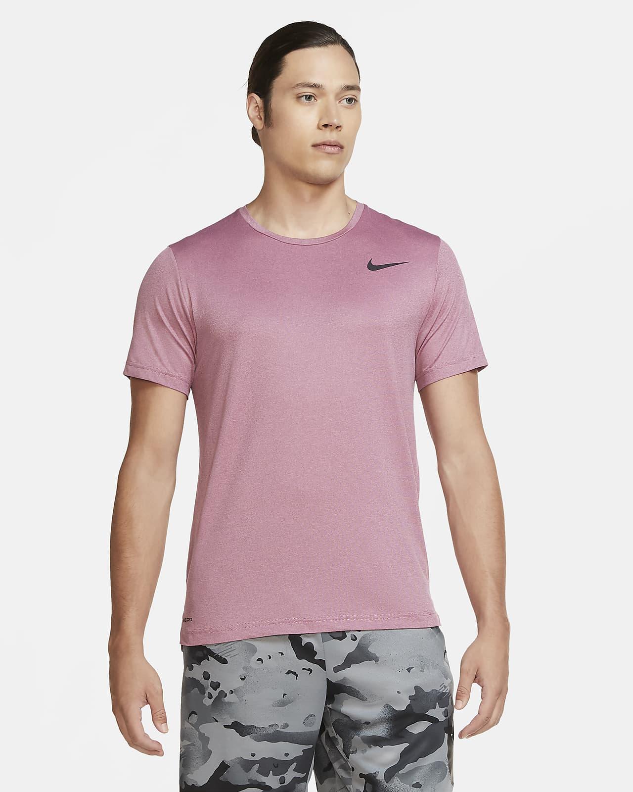 Nike Pro kortermet overdel til herre