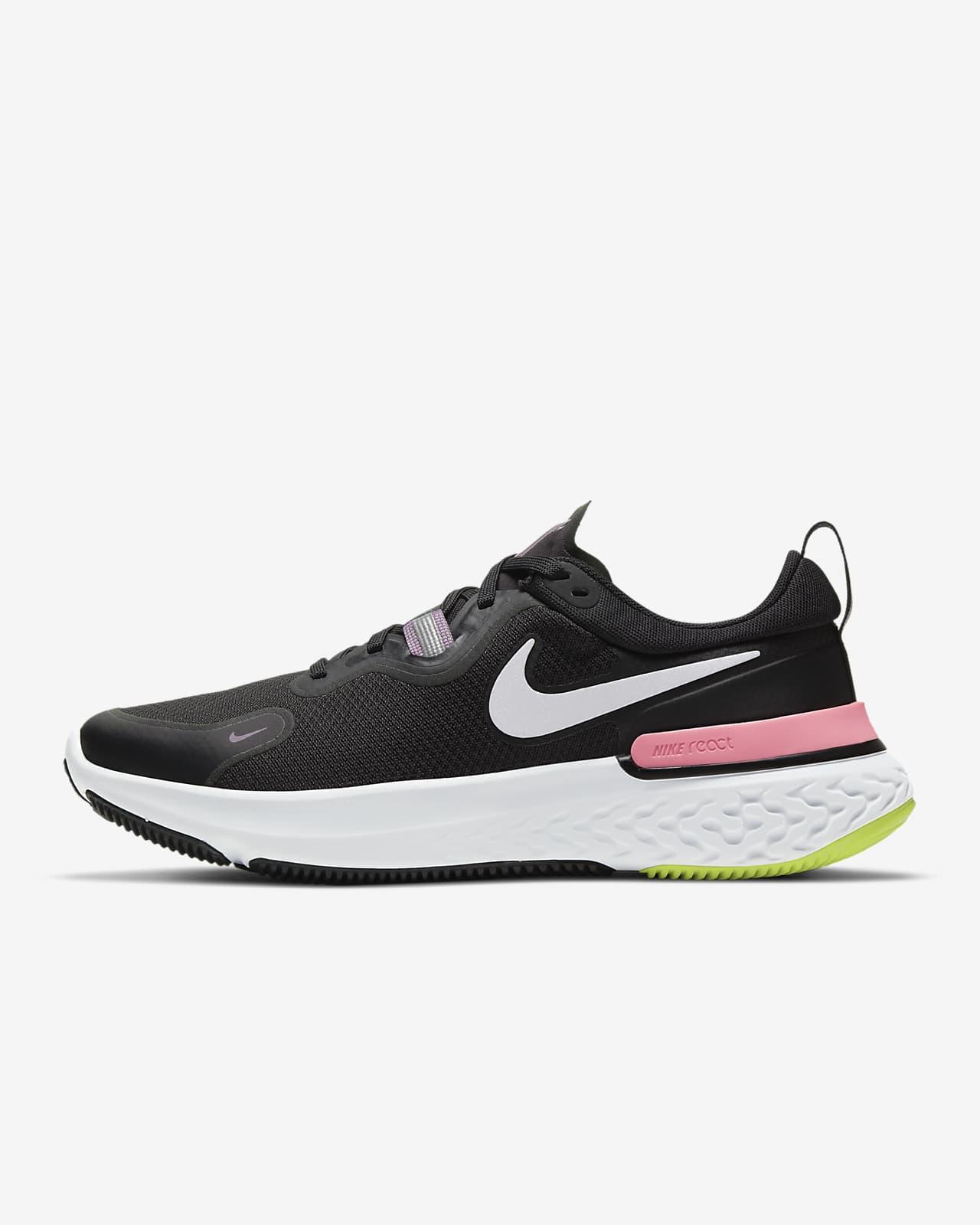 รองเท้าวิ่งผู้หญิง Nike React Miler
