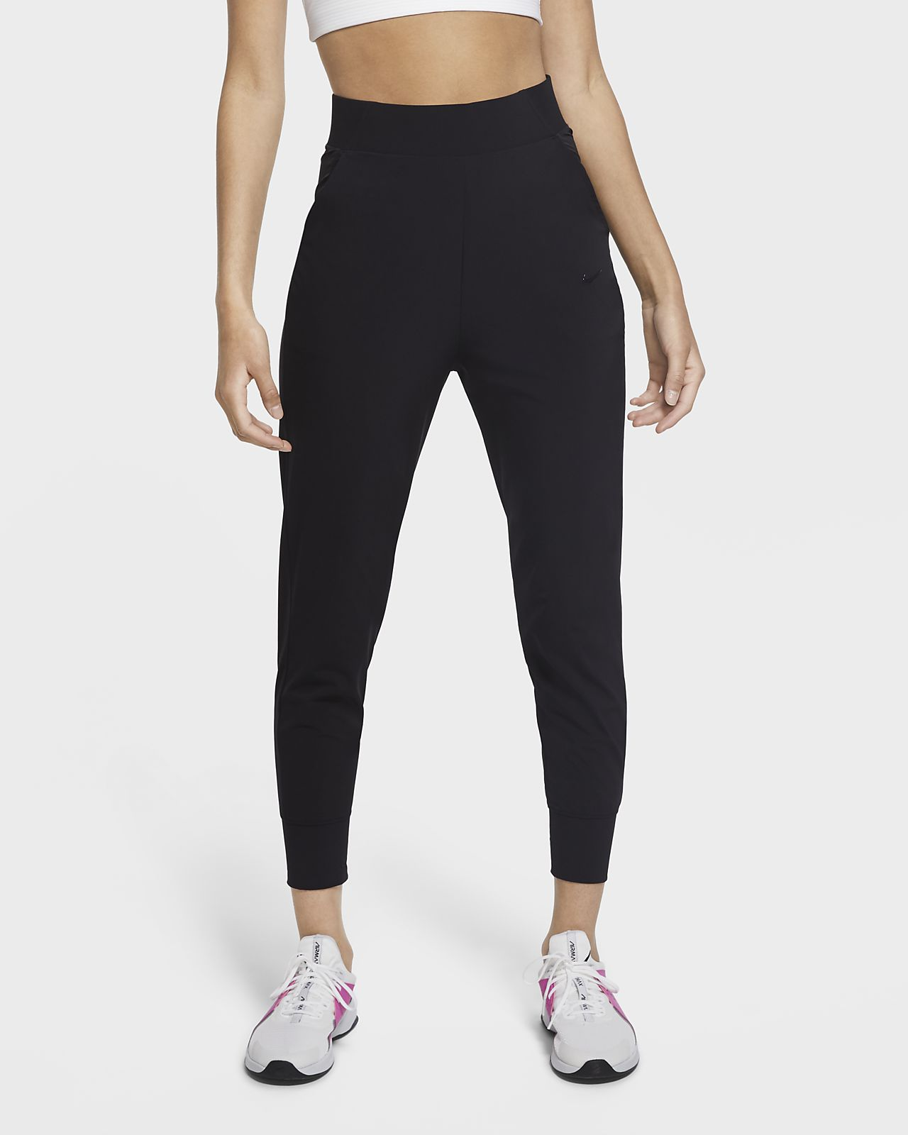 Nike Bliss Luxe Trainingsbroek voor dames
